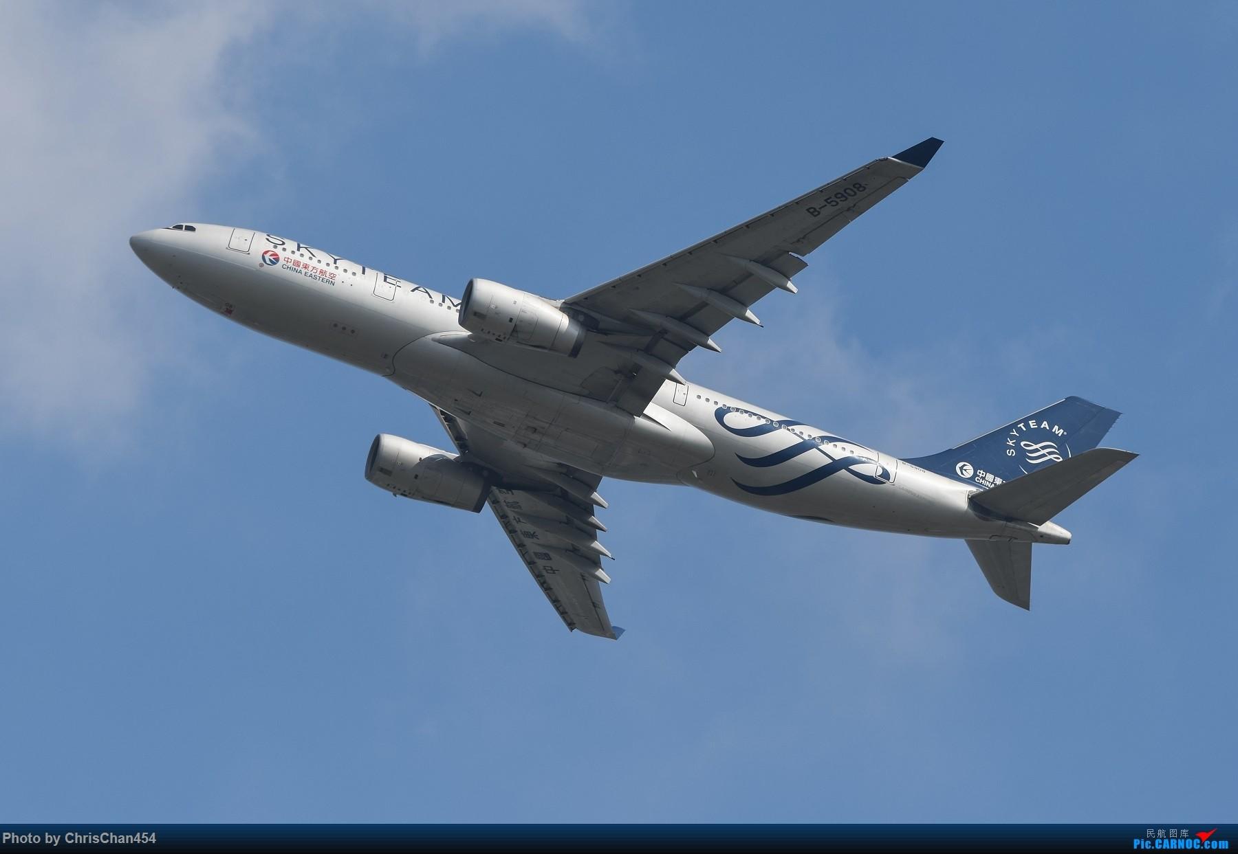 Re:[原创]PVG重型机一组,5APU & 卡狗 AIRBUS A330-200 B-5908 中国上海浦东国际机场