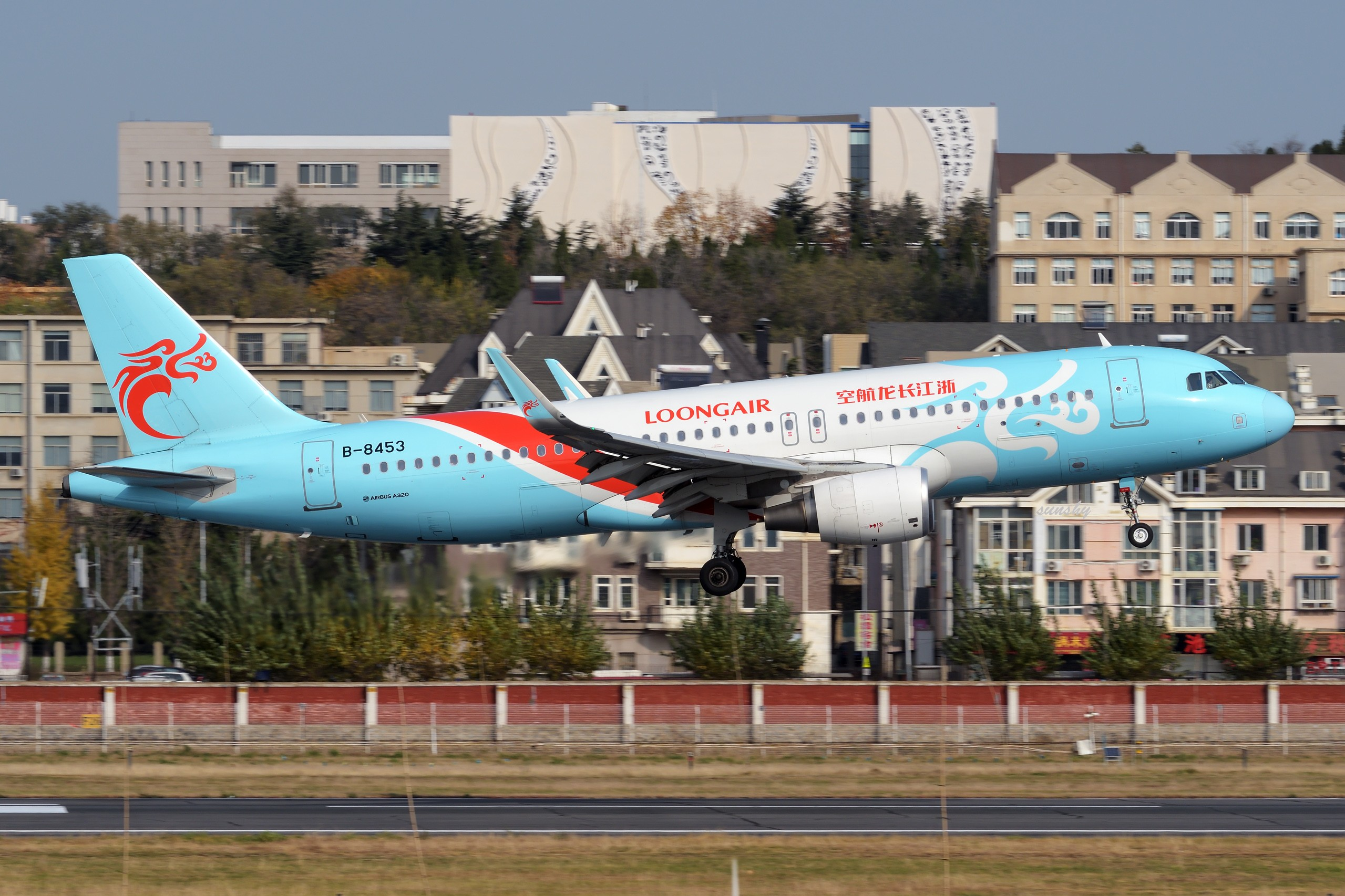 Re:[原创]★[DLC]一点有趣的事情(国庆加点儿料)★ AIRBUS A320-200 B-8453 中国大连国际机场