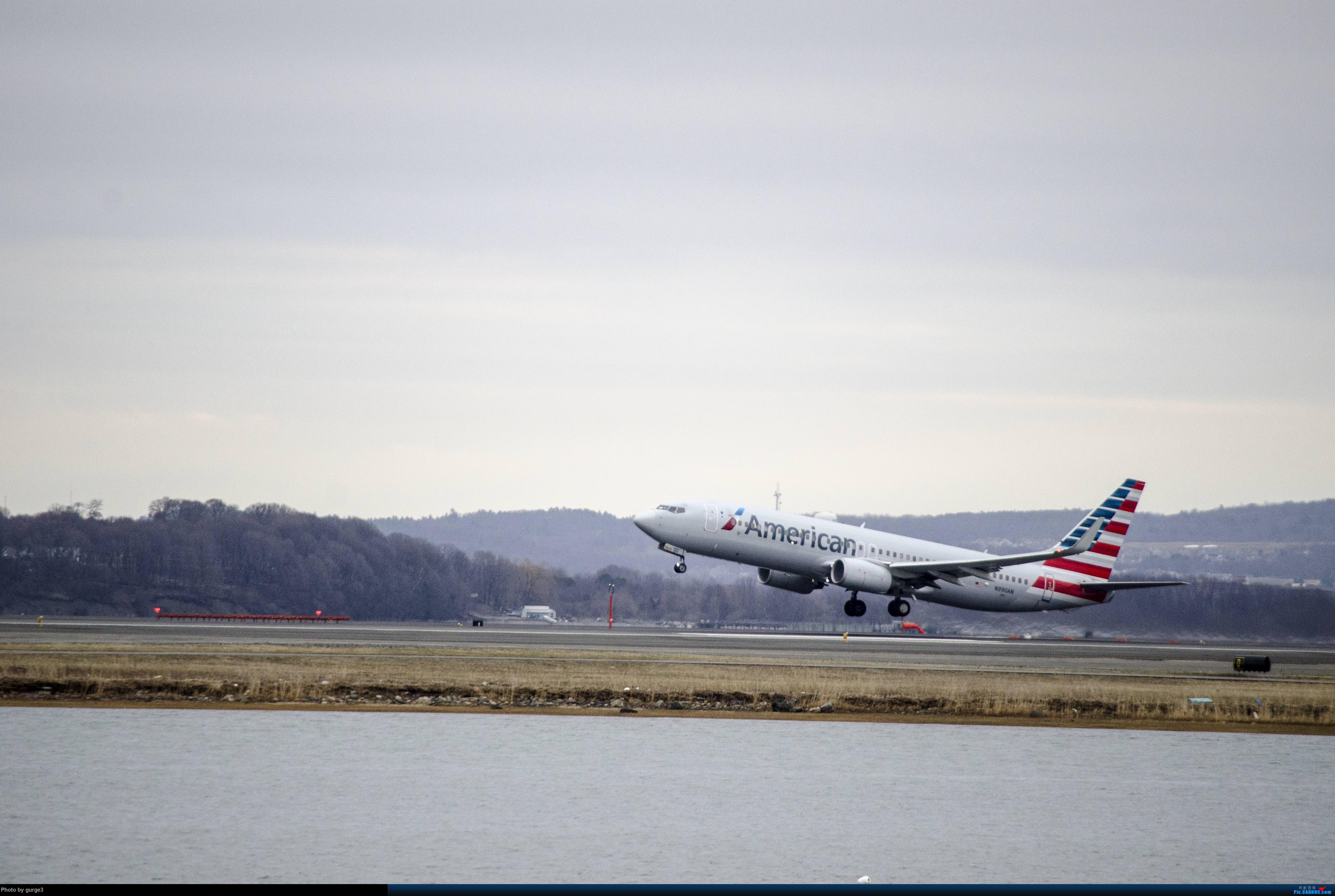 Re:[原创]波士顿机场拍机---国内罕见机型 BOEING 737-800 N990AN BOSTON