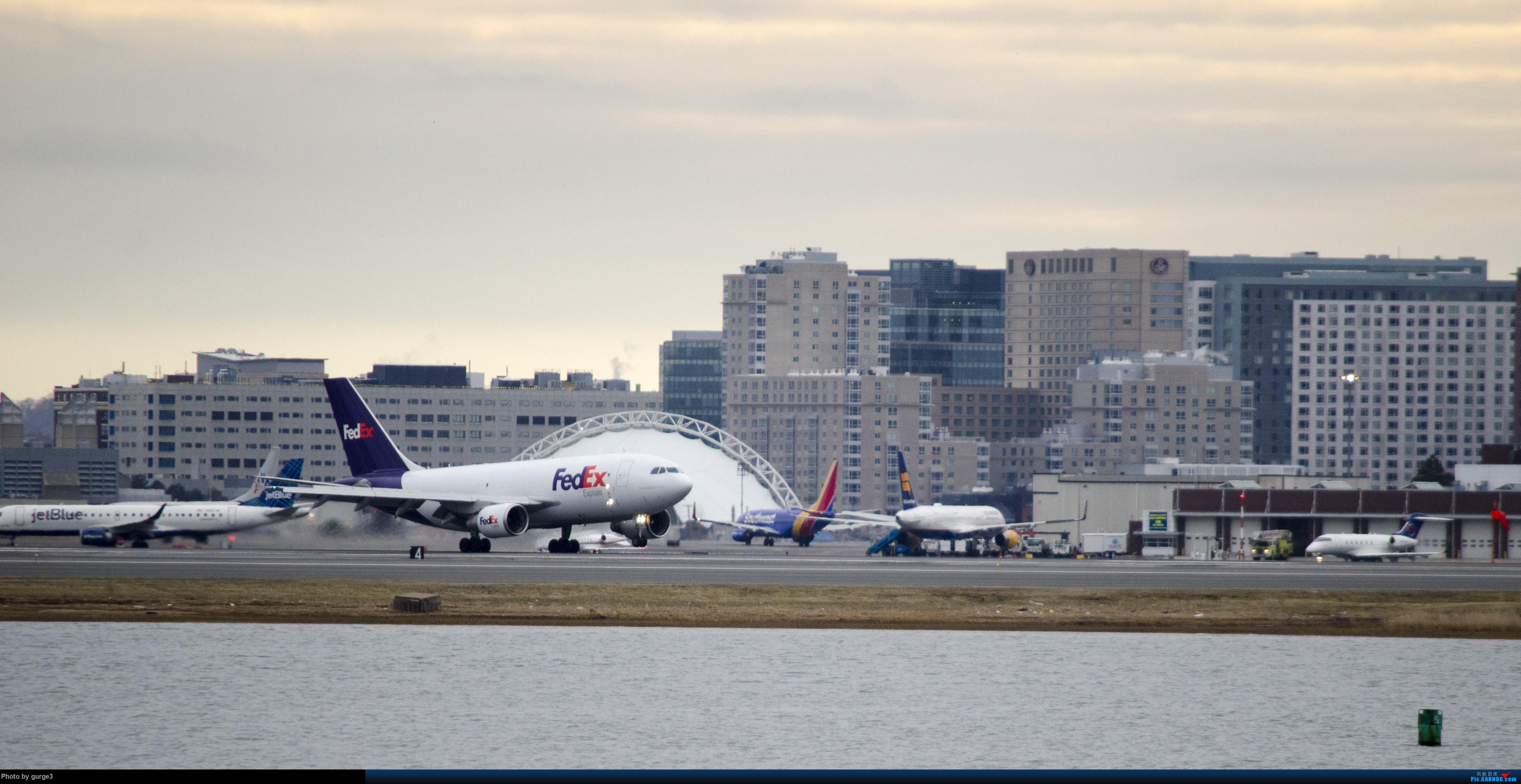 Re:[原创]波士顿机场拍机---国内罕见机型 AIRBUS A300F4-600  BOSTON