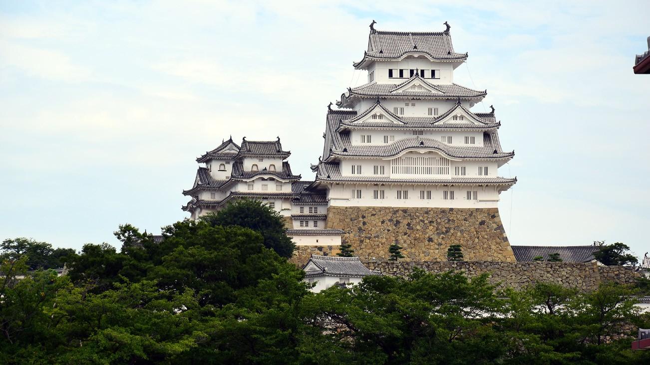 [原创]穷游日本II 第二集:征姬路五处闲逛,看表演还是奈良