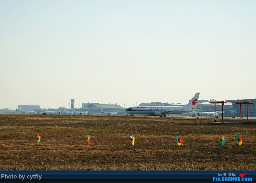 Re:[原创]双十一国际庄首次拍到CA和复飞 BOEING 737-800 B-5325 中国石家庄正定国际机场