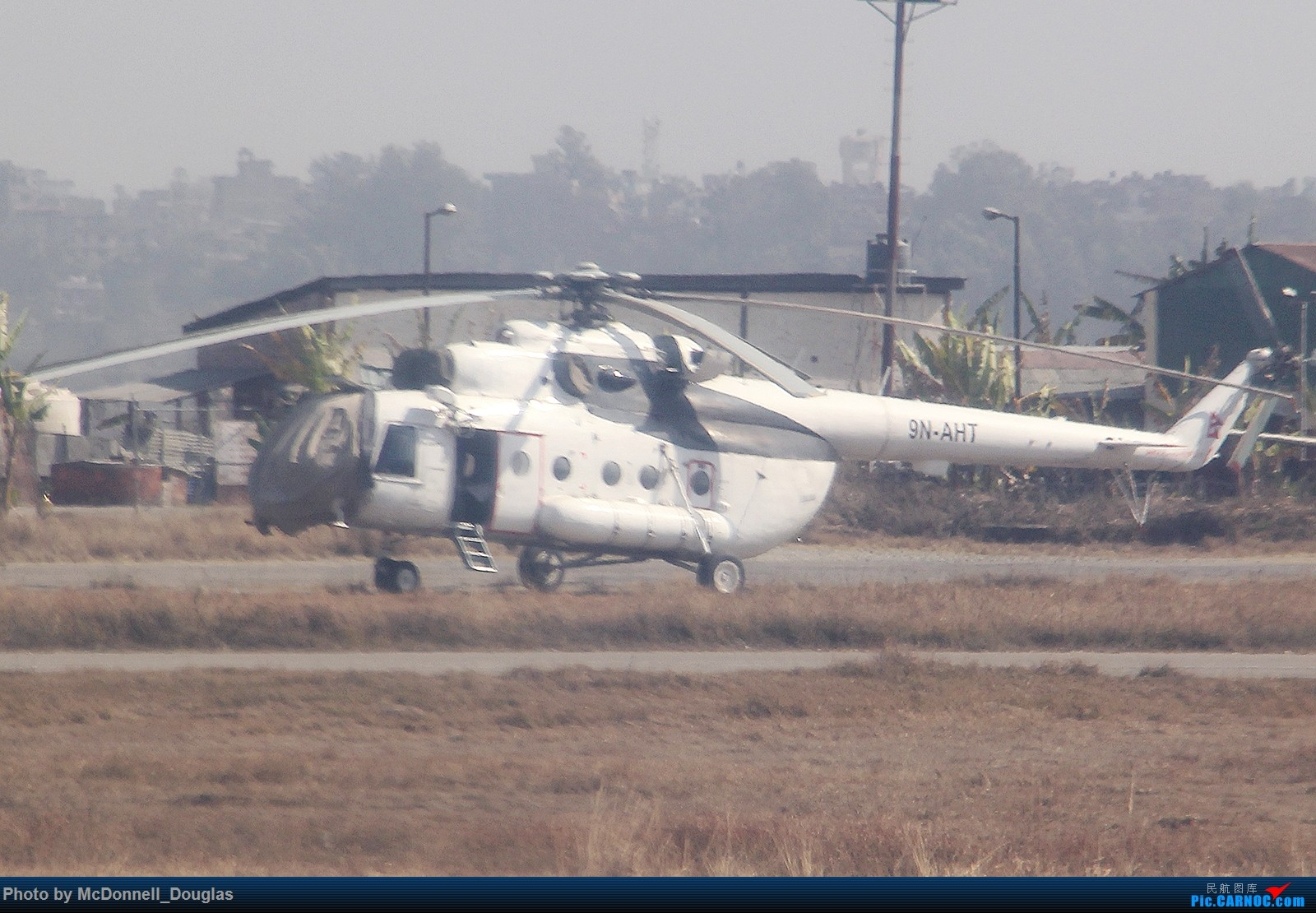 Re:[原创]【上海飞友会】【zc带你游天下(4)】不远千里飞跃喜马拉雅去看你,探寻高山另一边的神秘国度,和一群贫穷却快乐着的人们 MIL MI-8MTV-1 9N-AHT 尼泊尔加德满都特里布万国际机场