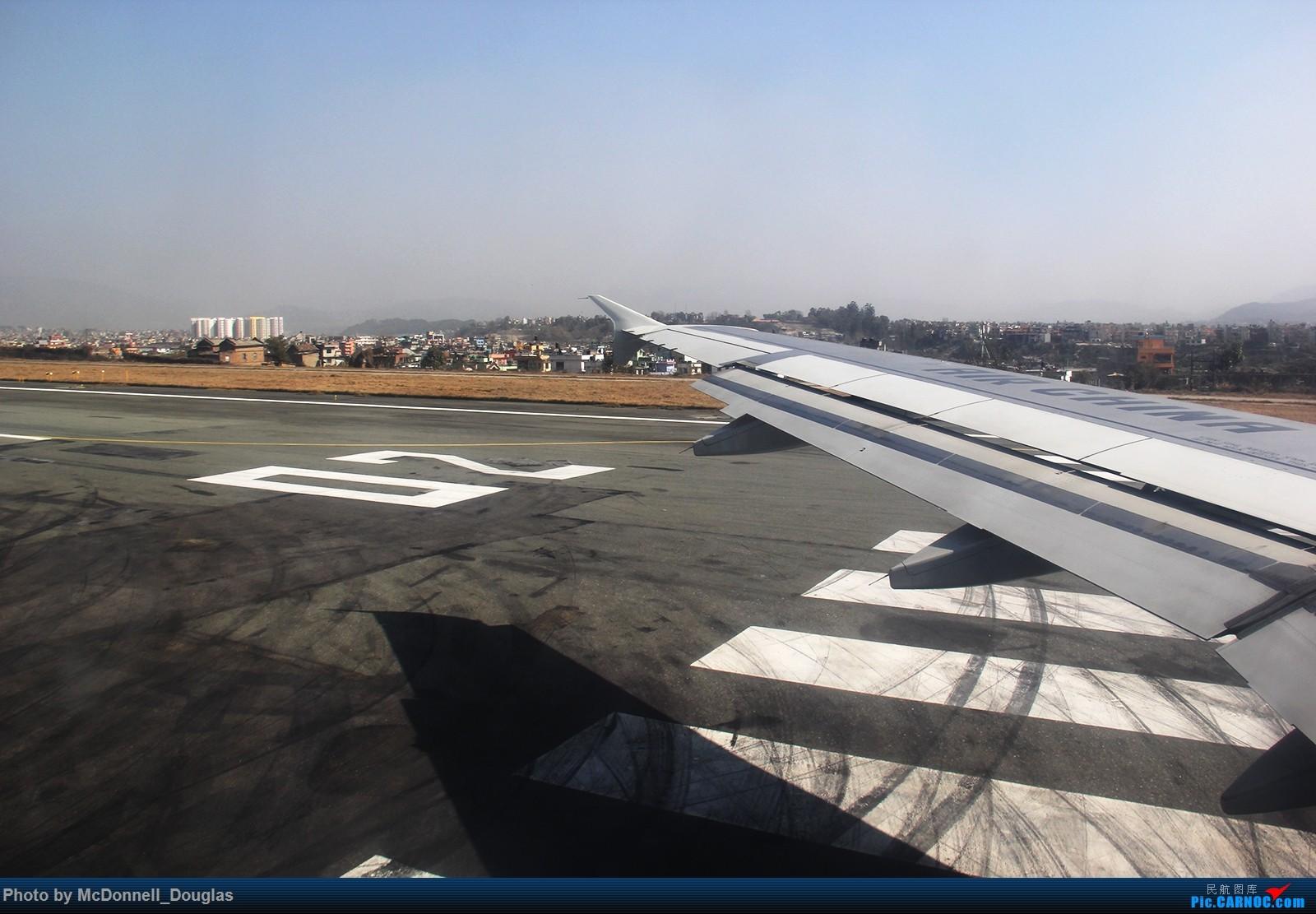 Re:[原创]【上海飞友会】【zc带你游天下(4)】不远千里飞跃喜马拉雅去看你,探寻高山另一边的神秘国度,和一群贫穷却快乐着的人们 AIRBUS A319-115 B-6238 尼泊尔加德满都特里布万国际机场