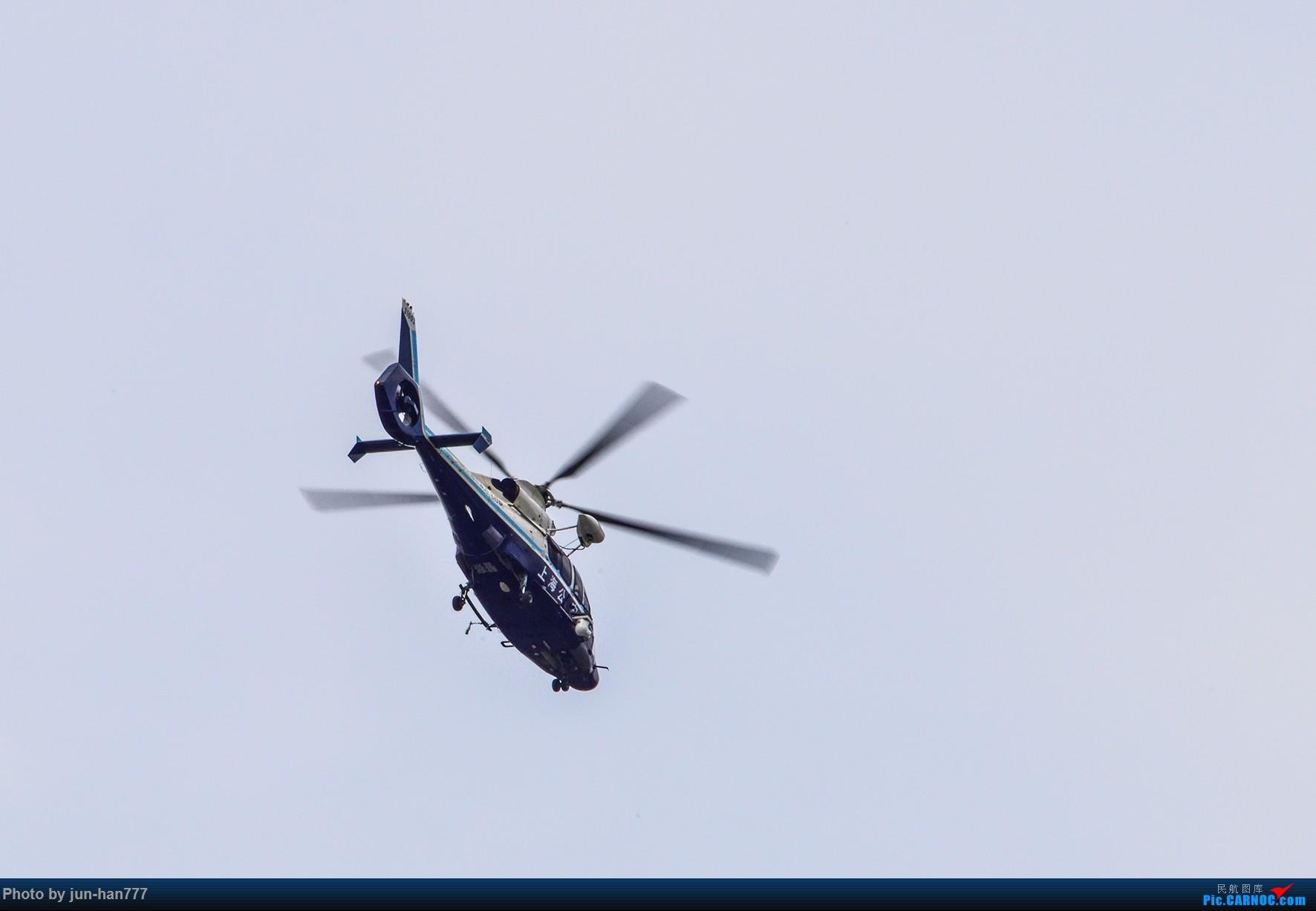 [原创]为上马保驾护航的警用直升机 直升机