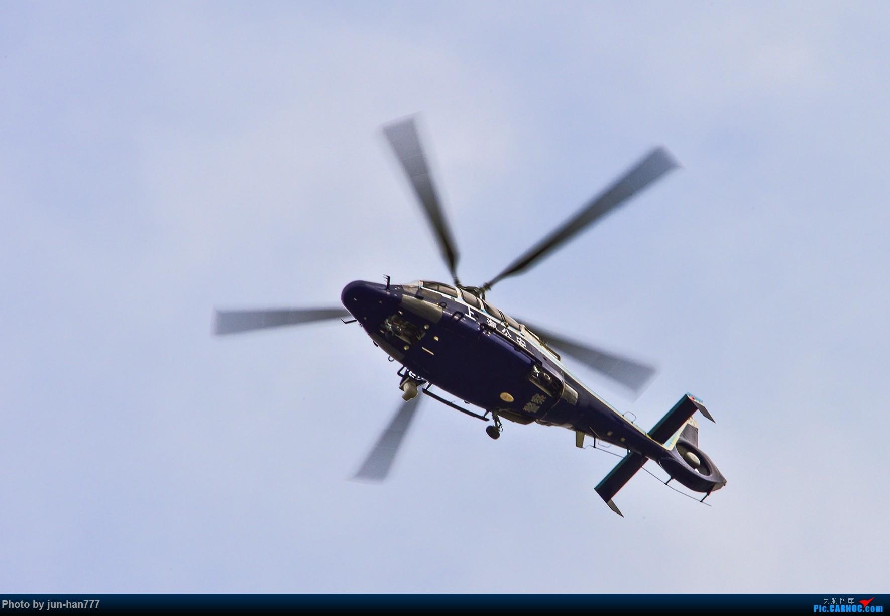 Re:[原创]为上马保驾护航的警用直升机 直升机