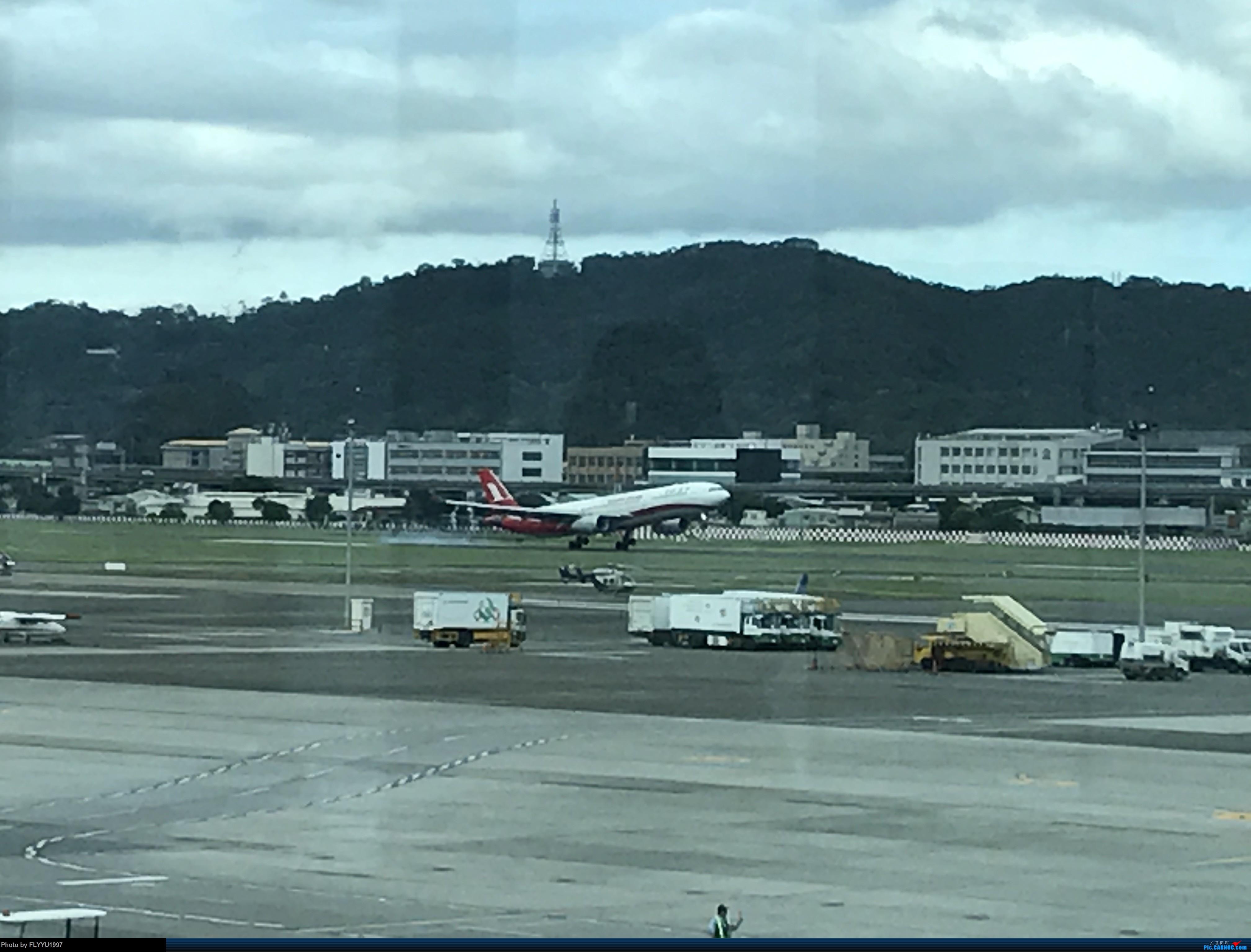 [原创]松山机场拍飞机 只有一张图 AIRBUS A330-300 B-6096 中国台北松山国际机场