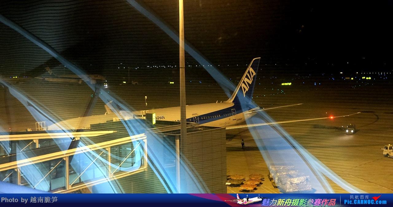 Re:红叶季感受北海道初冬之美,全日空超长游记(今日开催!) BOEING 787-8