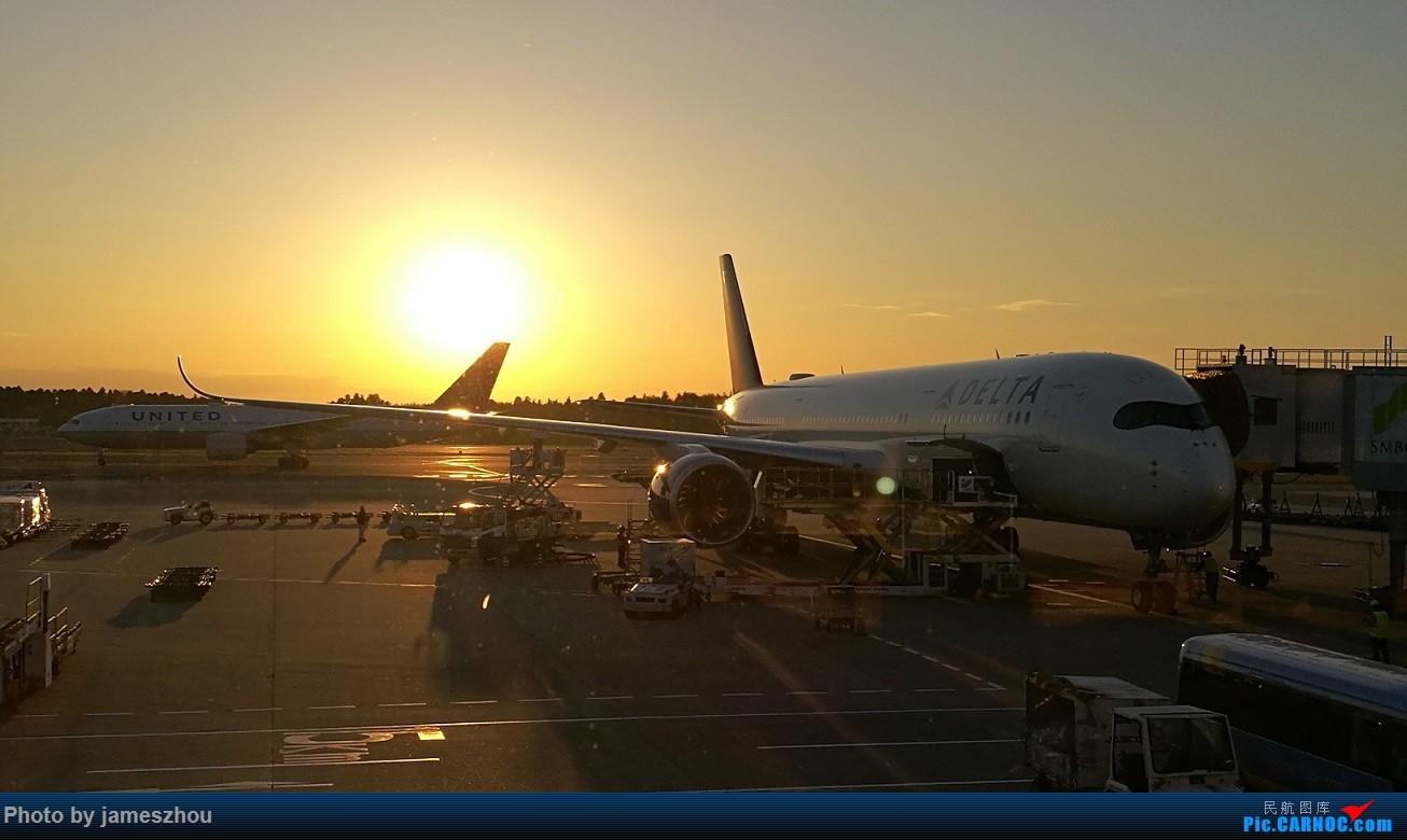 Re:成田机场活捉大妹359一枚 A359 N502DN 日本东京成田机场