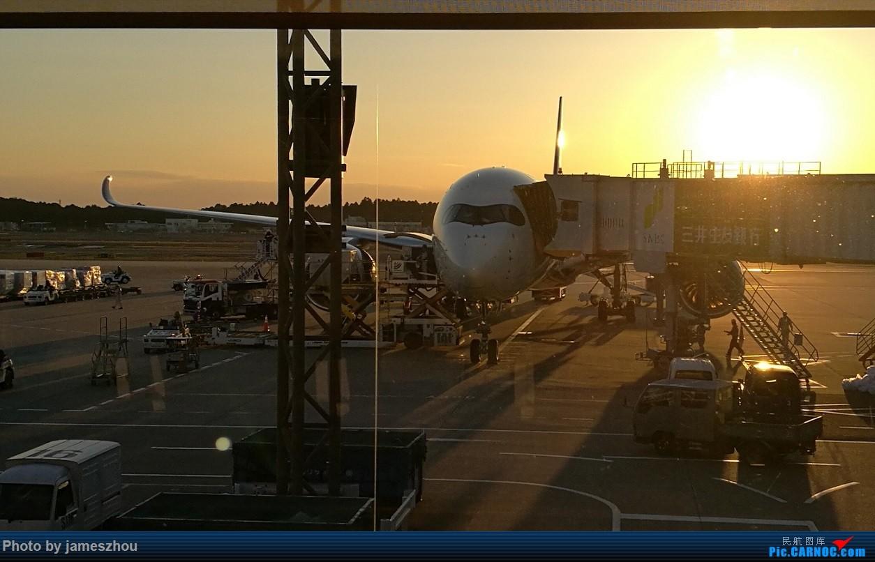 Re:[原创]成田机场活捉大妹359一枚 A359 N502DN 日本东京成田机场