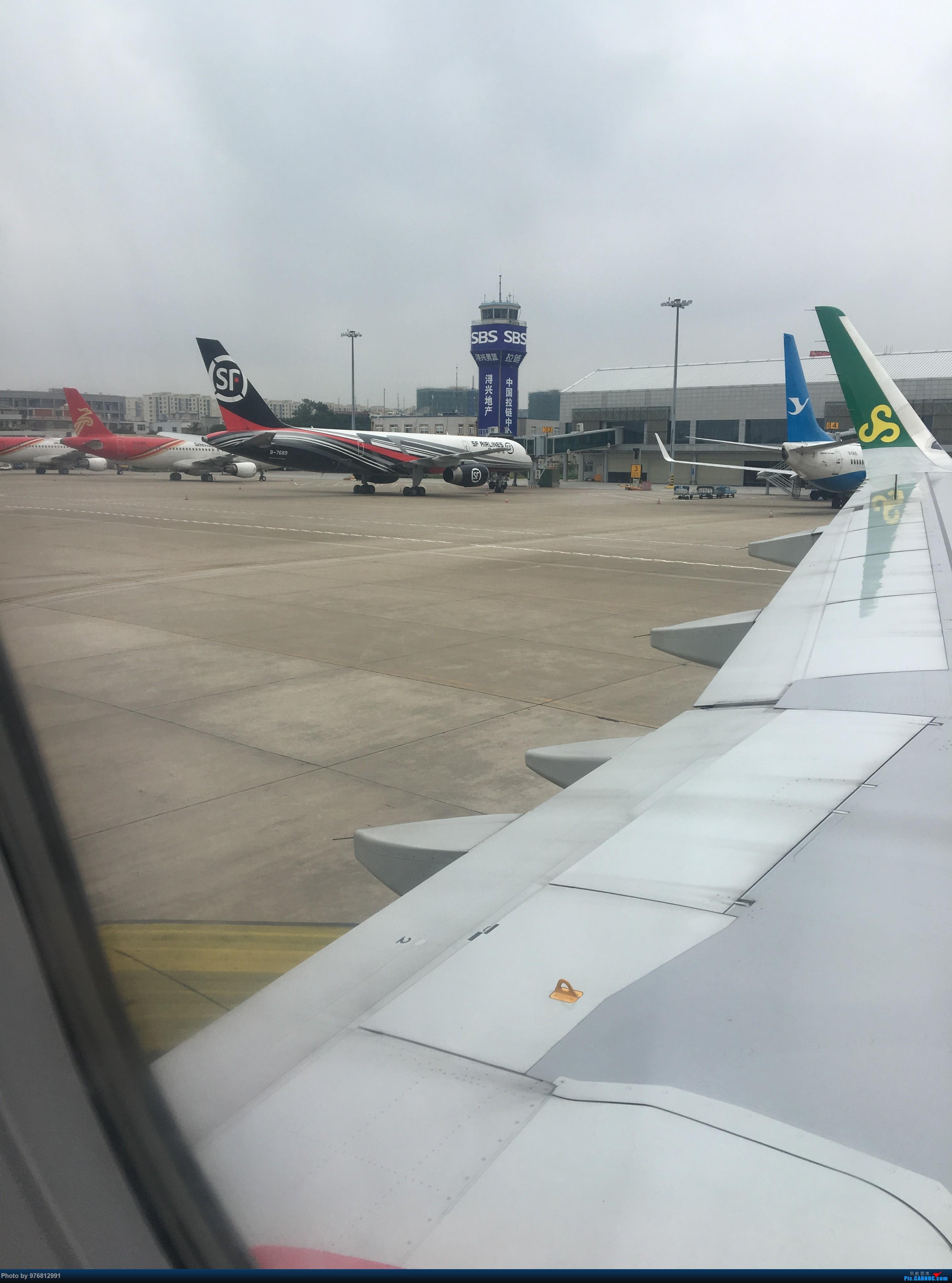 [原创]顺丰货鸡双11出发 BOEING 757-200 B-7689 泉州晋江国际机场