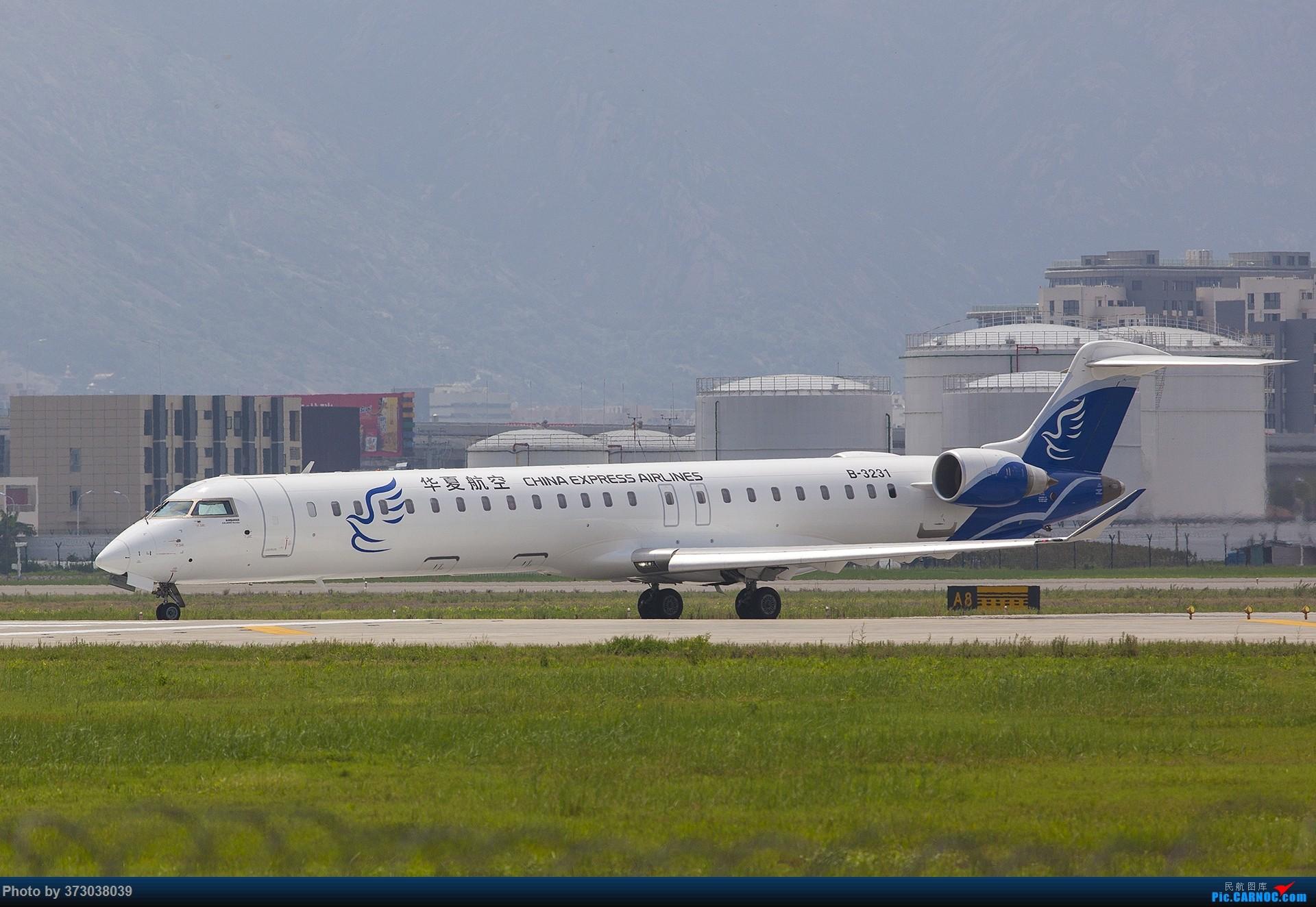Re:[原创]【杭州飞友会】久别重逢,自个家乡的温州龙湾国际机场 BOMBARDIER CRJ900NG B-3231 中国温州龙湾国际机场