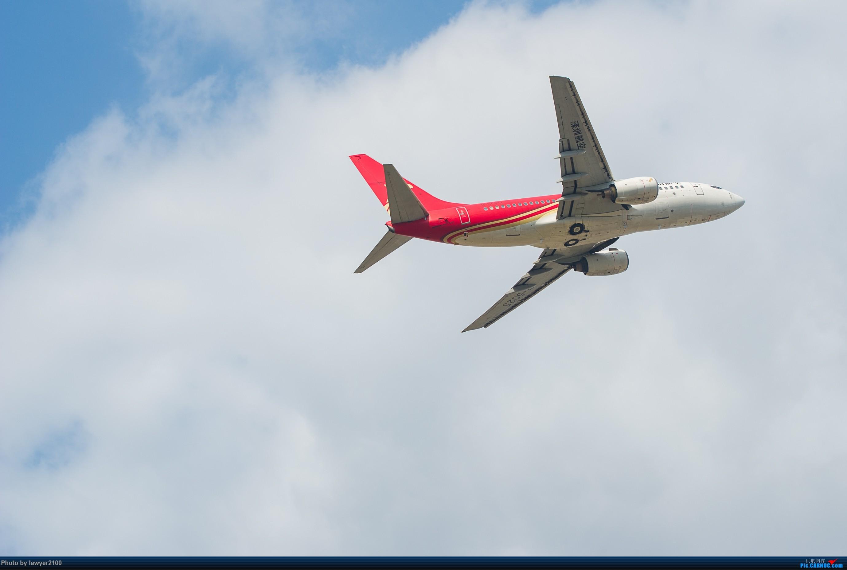 Re:[原创]HGH——一飞冲天 BOEING 737-700 B-5025 中国杭州萧山国际机场