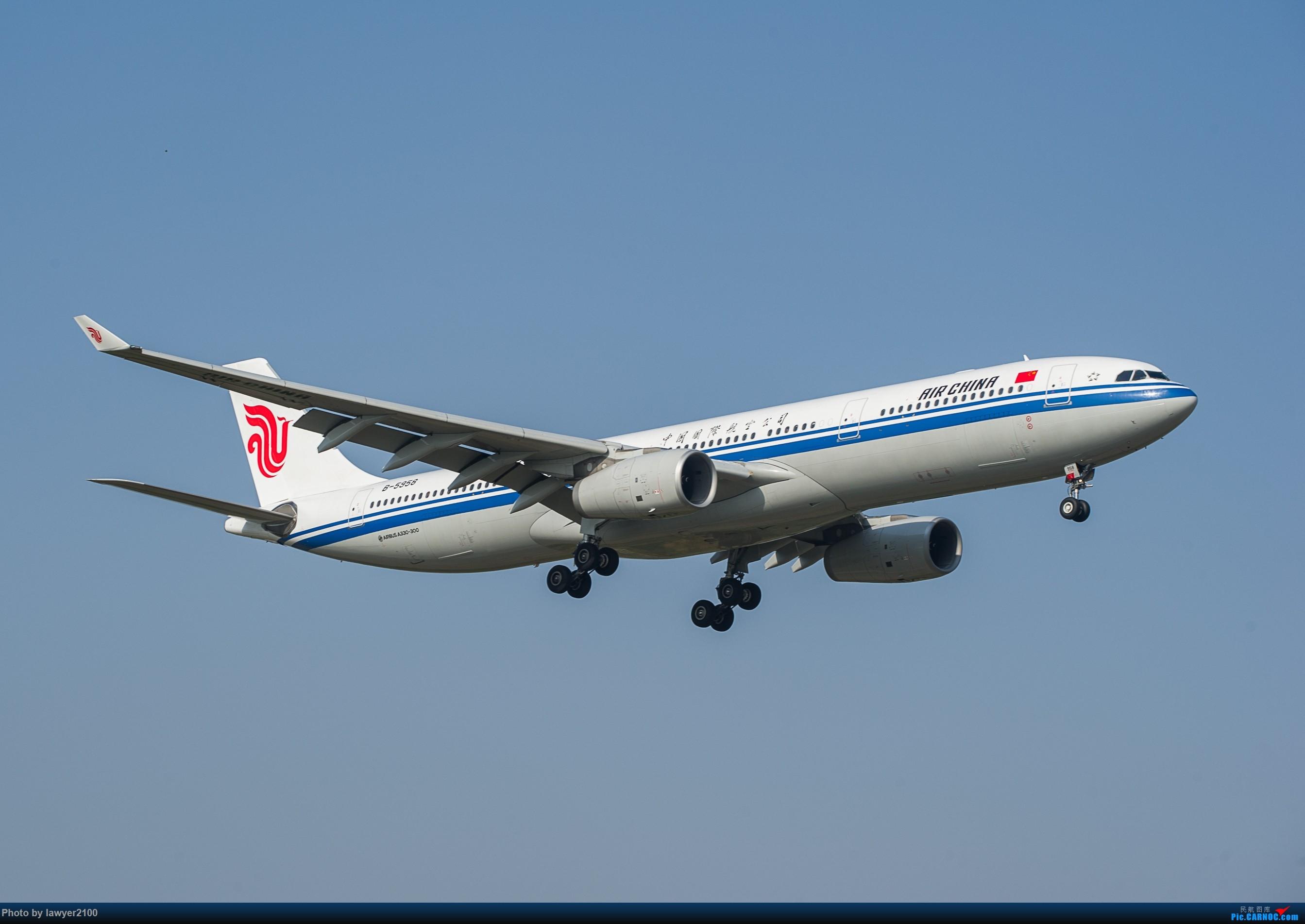 [原创]HGH——凤凰333组图 AIRBUS A330-300 B-5958 中国杭州萧山国际机场