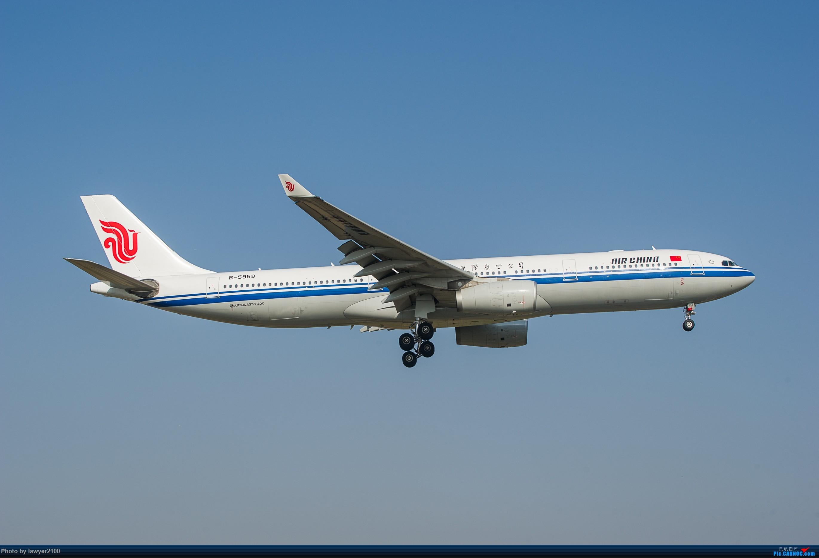 Re:[原创]HGH——凤凰333组图 AIRBUS A330-300 B-5958 中国杭州萧山国际机场