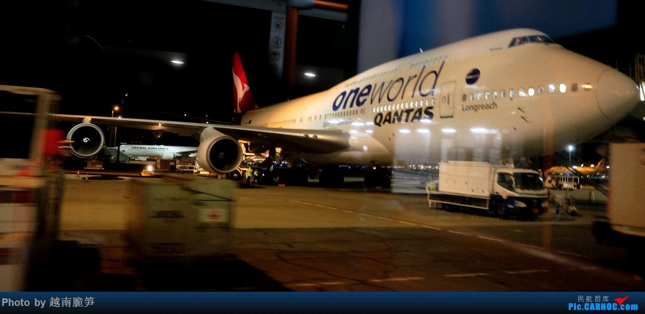 Re:[原创]红叶季感受北海道初冬之美,全日空超长游记(今日开催!) BOEING 747-400  hnd
