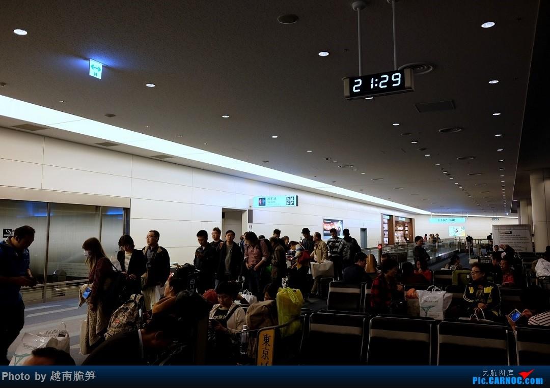 Re:[原创]红叶季感受北海道初冬之美,全日空超长游记(今日开催!)    日本东京羽田国际机场