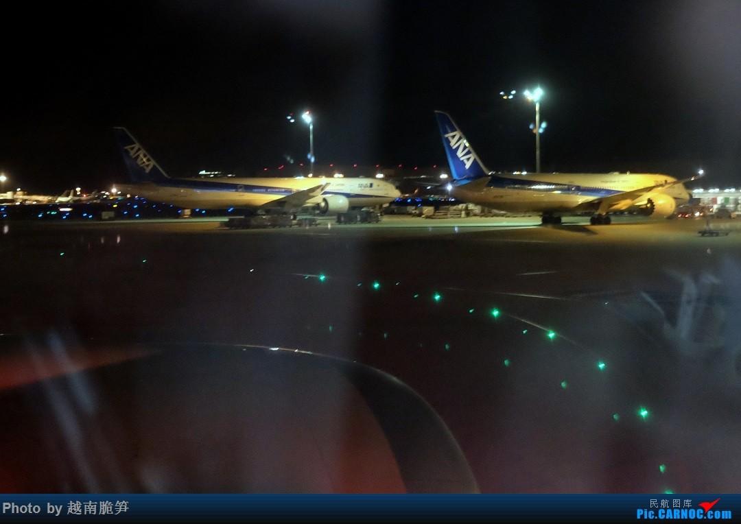 Re:[原创]红叶季感受北海道初冬之美,全日空超长游记(今日开催!) BOEING 777-300  日本东京羽田国际机场