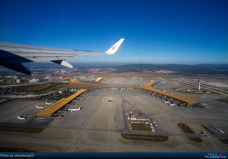 【chenchangCC】长水起飞一张    中国昆明长水国际机场