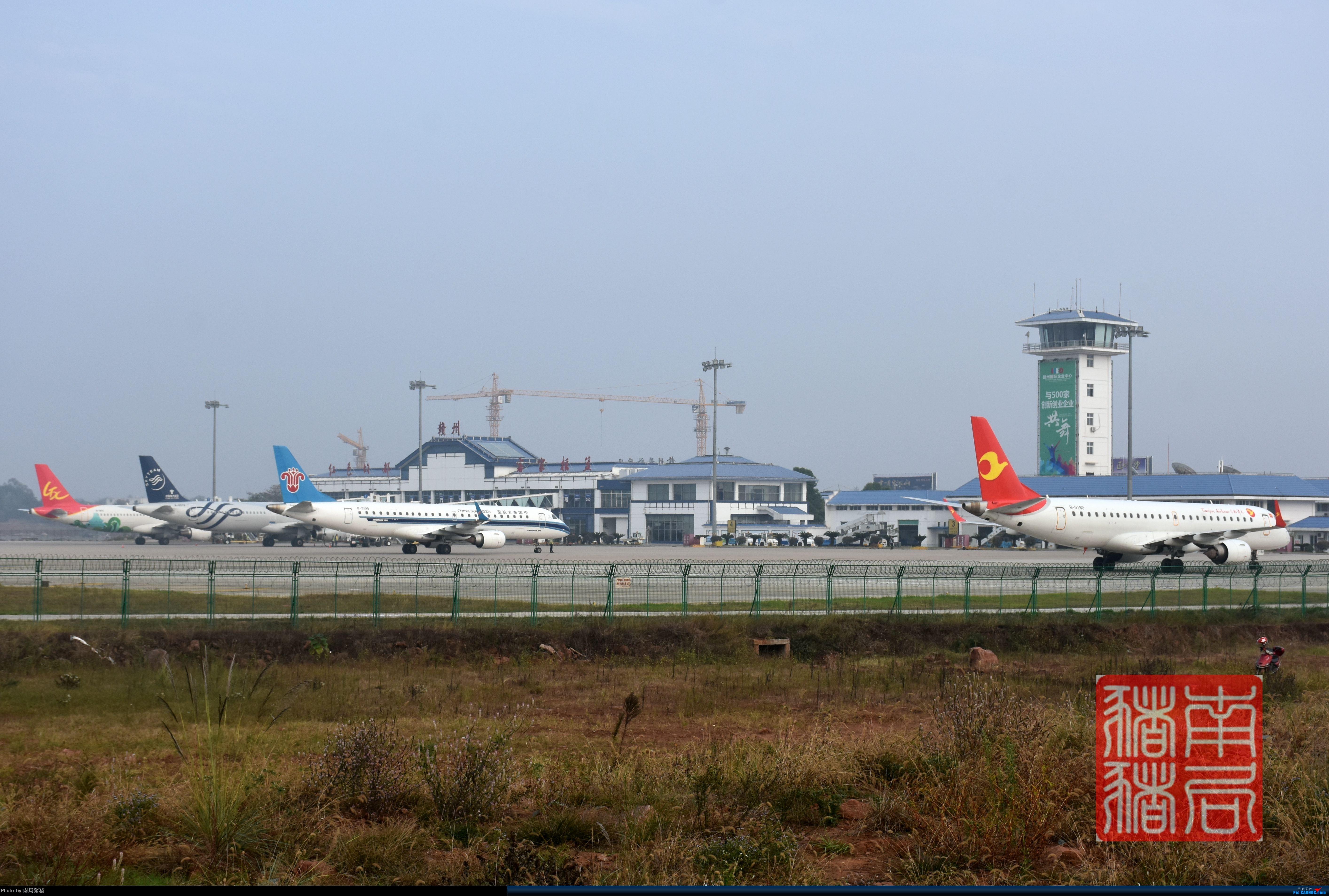 Re:KOW赣州黄金机场(Ufly,绿城南宁,南航天合)