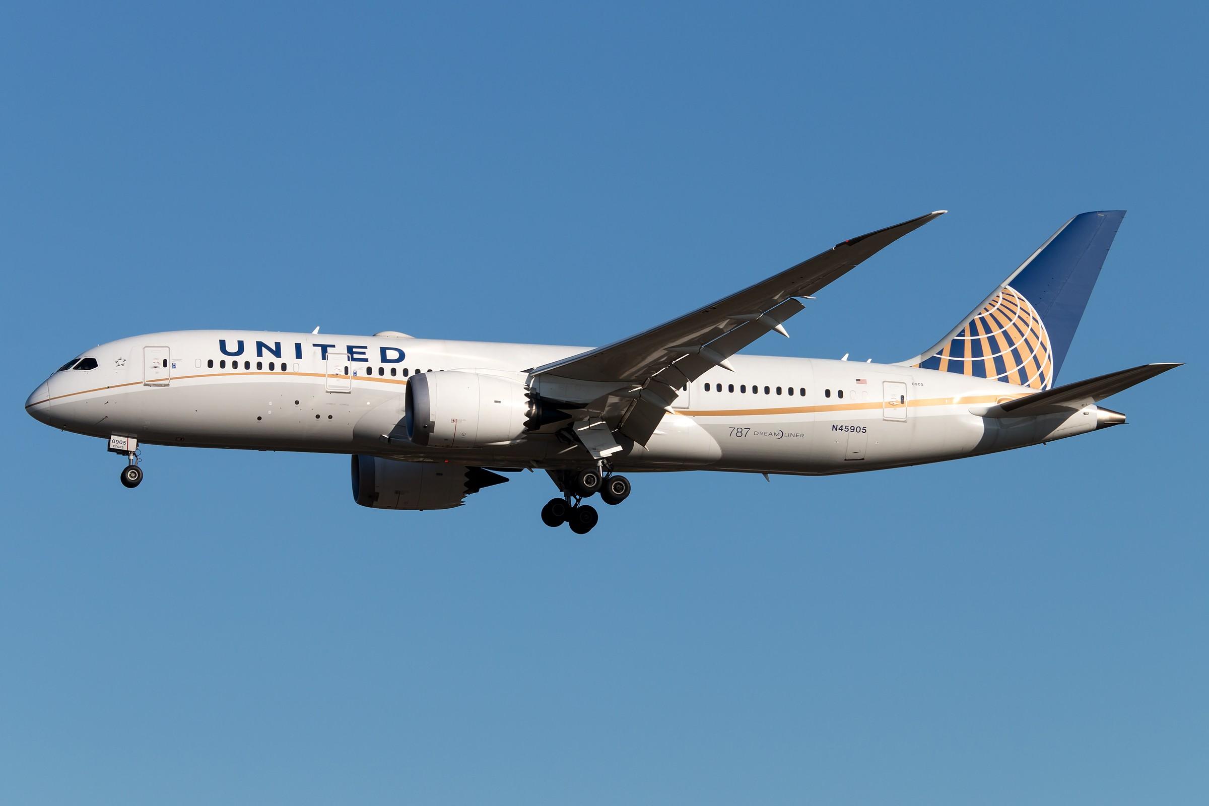 Re:[原创]杂图5张 BOEING 787-8 DREAMLINER N45905 中国北京首都国际机场