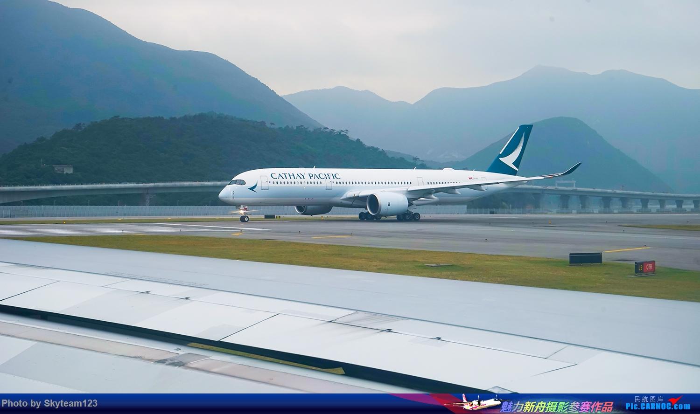 Re:[原创]《Simon游记》第五季第十三集 CX138&KA782 SYD-HKG-CAN 国泰77W与港龙老333初体验 国泰澳洲线测评&超短途的A330航班