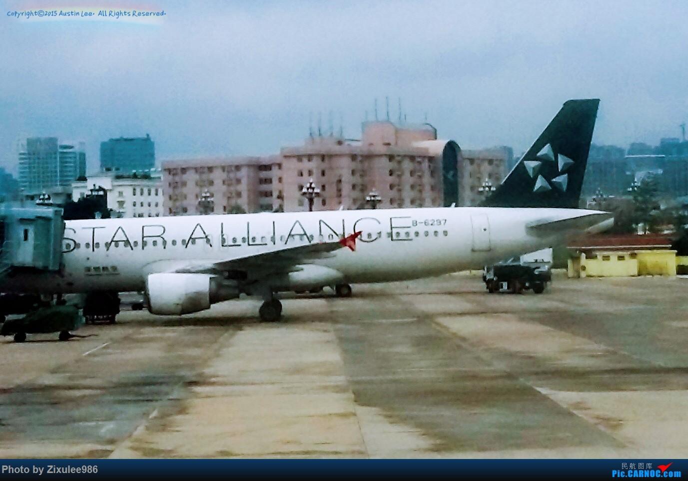 Re:[原创]三年旅途的随拍精选~持续不定时update AIRBUS A320-214 B-6297 中国泉州晋江国际机场