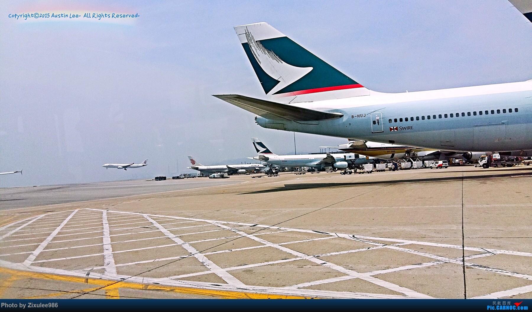 Re:[原创]三年旅途的随拍精选~持续不定时update BOEING 747-467 B-HUJ 中国香港国际机场