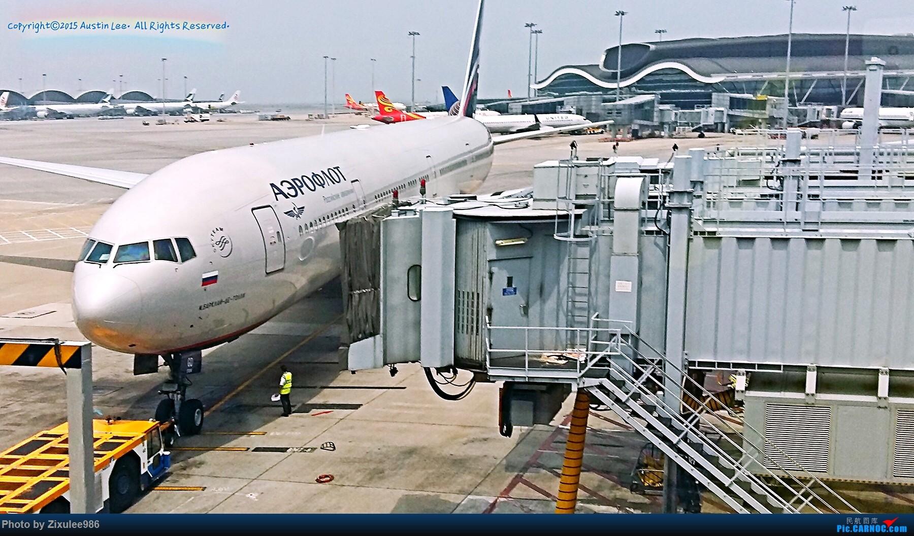 Re:[原创]三年旅途的随拍精选~持续不定时update BOEING 777-3M0(ER) VP-BGD 中国香港国际机场