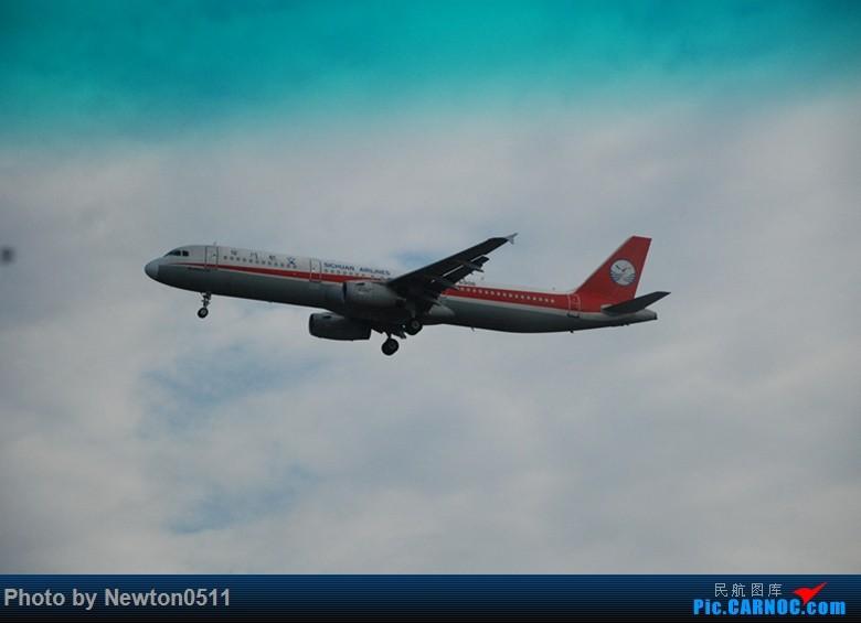 Re:[原创]11.17至11.19短暂的三亚之游 AIRBUS A321 B-6906 pek