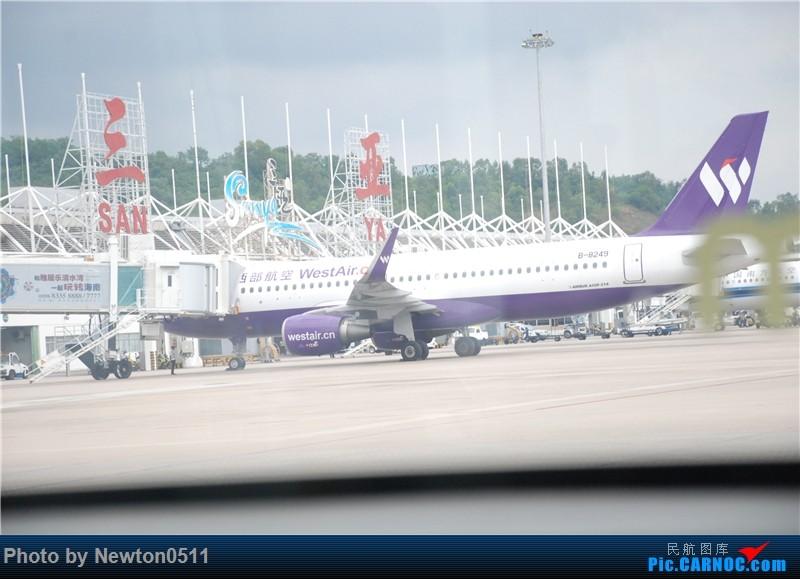 Re:[原创]11.17至11.19短暂的三亚之游(接上) AIRBUS A320-214 B-8249 syx