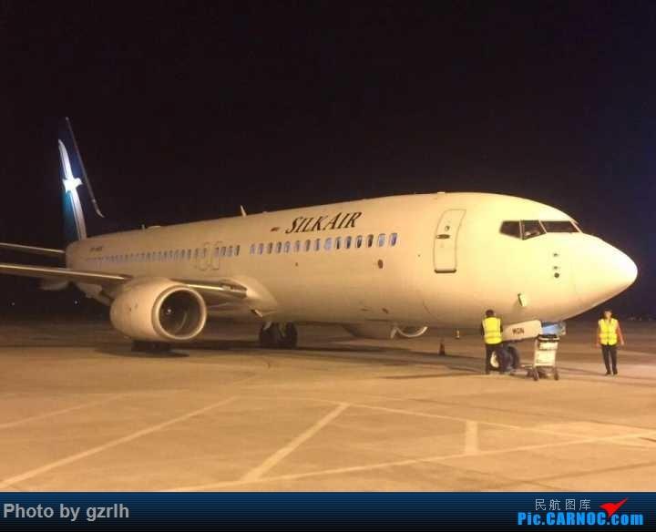 [转贴]遵义机场 BOEING 737-800