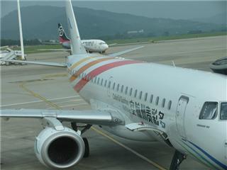 Re:【dgfx163的游记(18)】奥凯航空 B737-800 南昌KHN-太原TYN BK3065 首乘奥凯航空,绕道太原回家,险些误机!