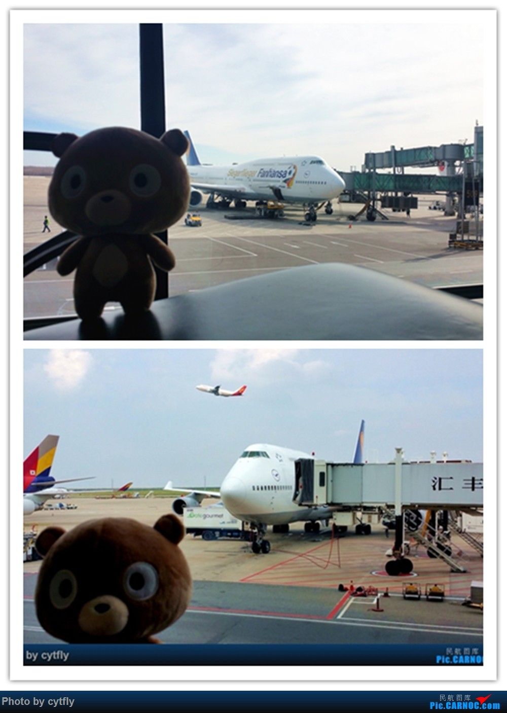 Re:[原创]【北向の飞行】澳门出差7日行——离职前最后一次搭乘澳门航空飞行 BOEING 747-8I  北京首都国际机场