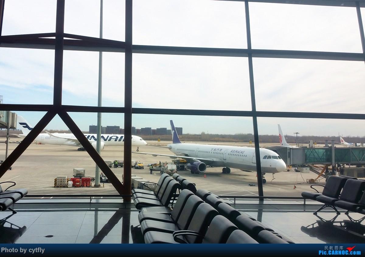 Re:[原创]【北向の飞行】澳门出差7日行——离职前最后一次搭乘澳门航空飞行 AIRBUS A321-200 B-MAQ 中国北京首都国际机场