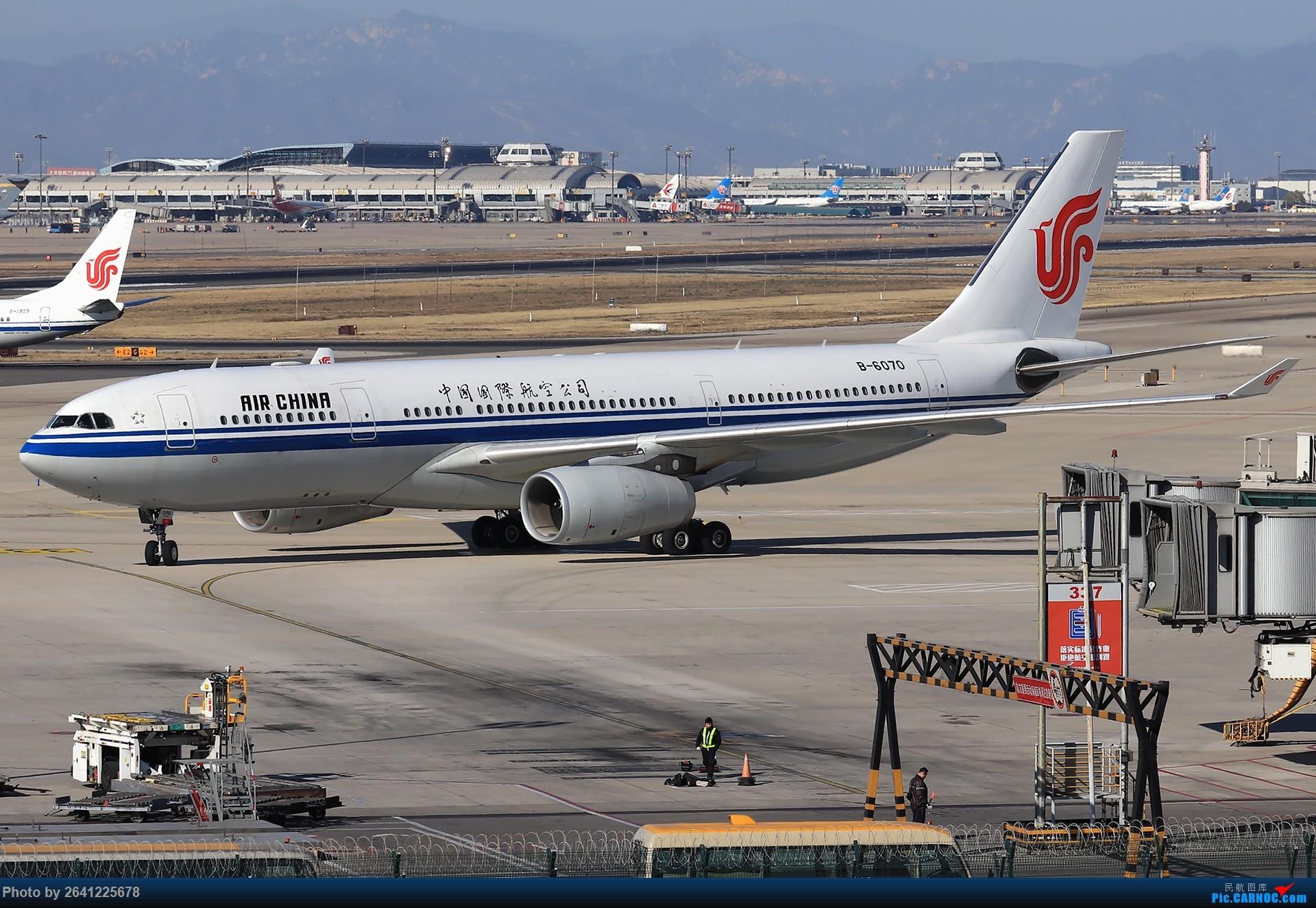 Re:[原创]【Pek】开阔 AIRBUS A330-200 B-6072 中国北京首都国际机场