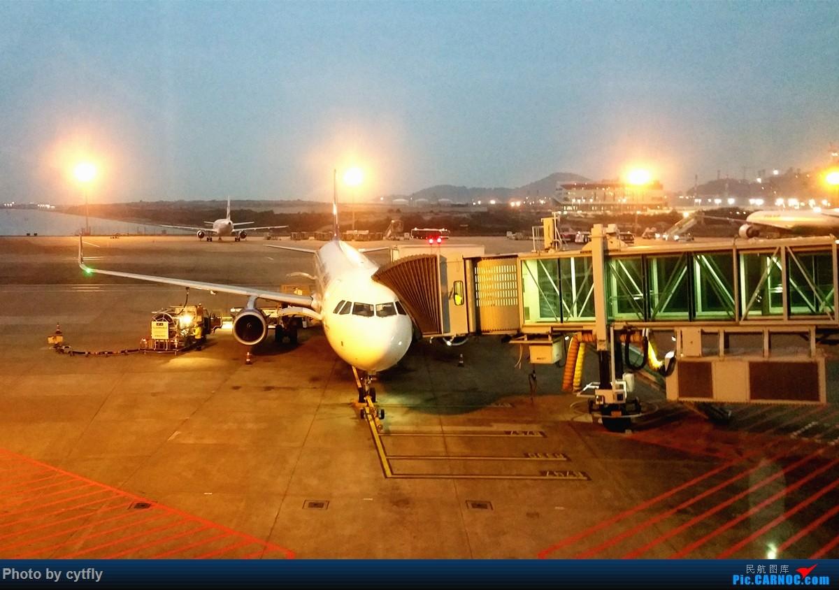 Re:[原创]【北向の飞行】澳门出差7日行—澳门航空飞行+澳门航空总部探秘更新中 AIRBUS A321-200  澳门国际机场