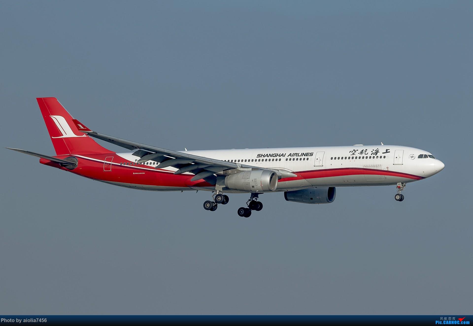 Re:[原创][霸都打机队]摸摸怀中的7D2,好宝宝,跟了新的主人你要乖乖听话哦,离开我之前,我带你逛一圈ZSSS,最后一次陪我看看那些我们不怎么看得到的宽体吧。 AIRBUS A330-300 B-6096 中国上海虹桥国际机场