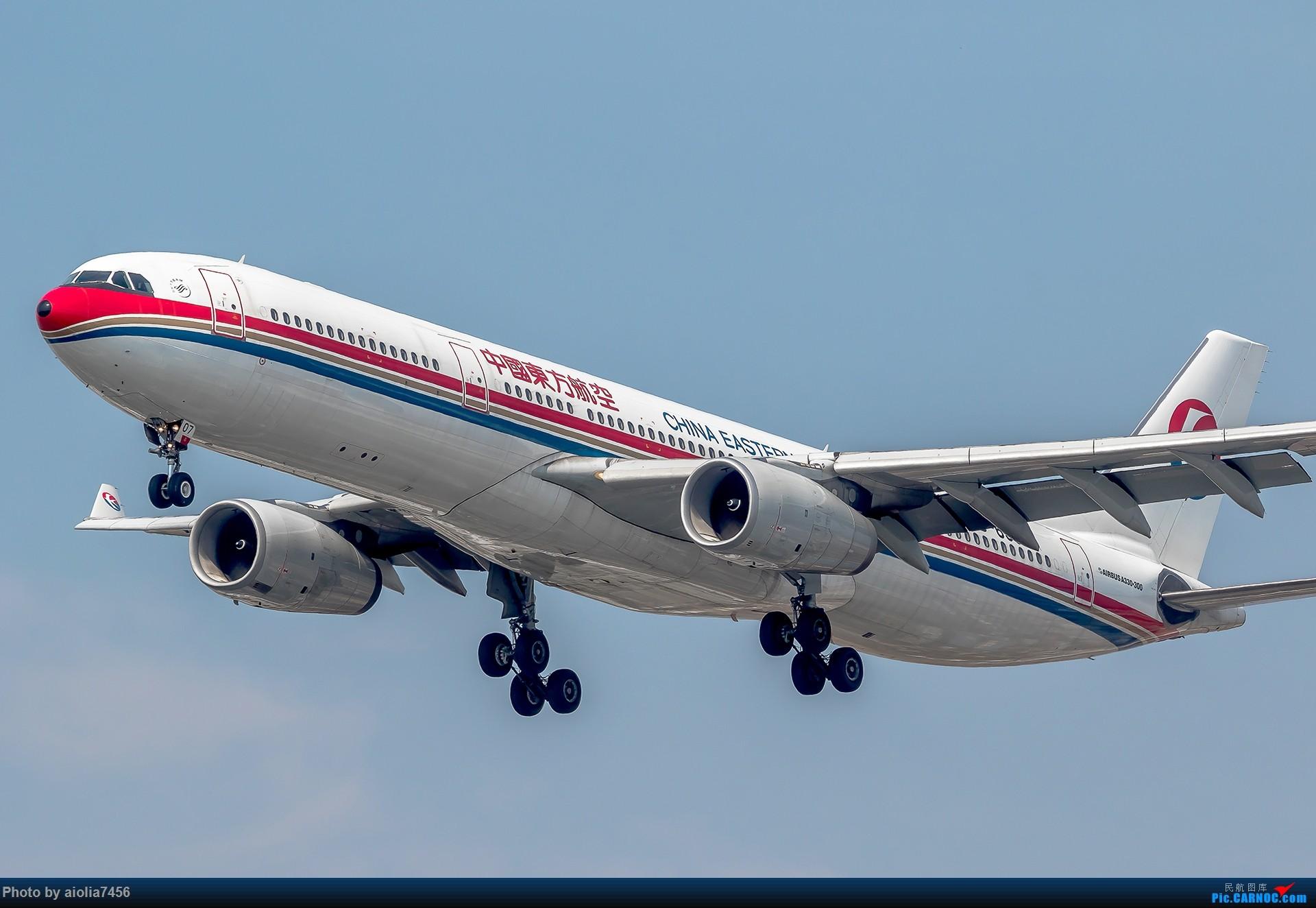 Re:[原创][霸都打机队]摸摸怀中的7D2,好宝宝,跟了新的主人你要乖乖听话哦,离开我之前,我带你逛一圈ZSSS,最后一次陪我看看那些我们不怎么看得到的宽体吧。 AIRBUS A330-300 B-6507 中国上海虹桥国际机场