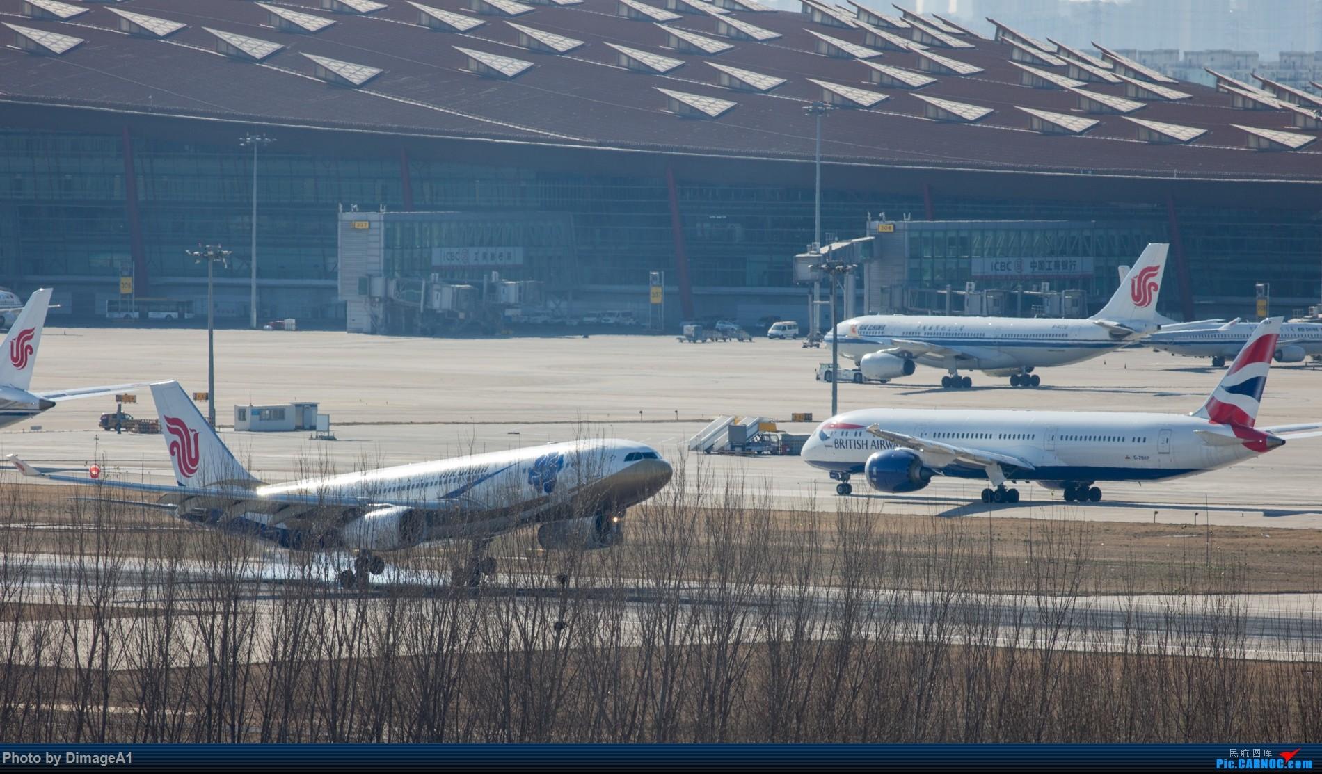 [原创]B-6076的一次触地复飞 AIRBUS A330-200 B-6076