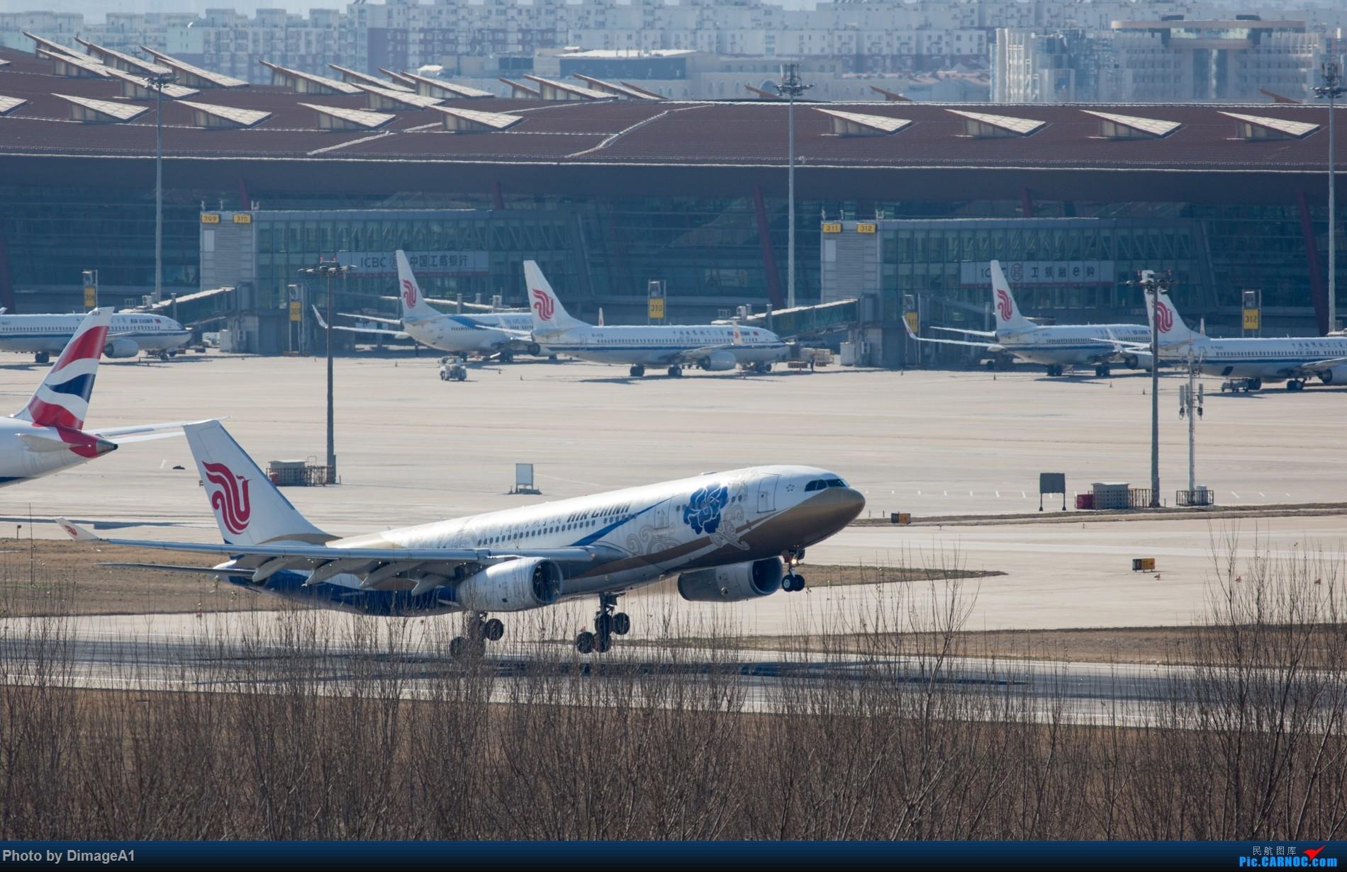 Re:[原创]B-6076的一次触地复飞 AIRBUS A330-200 B-6076