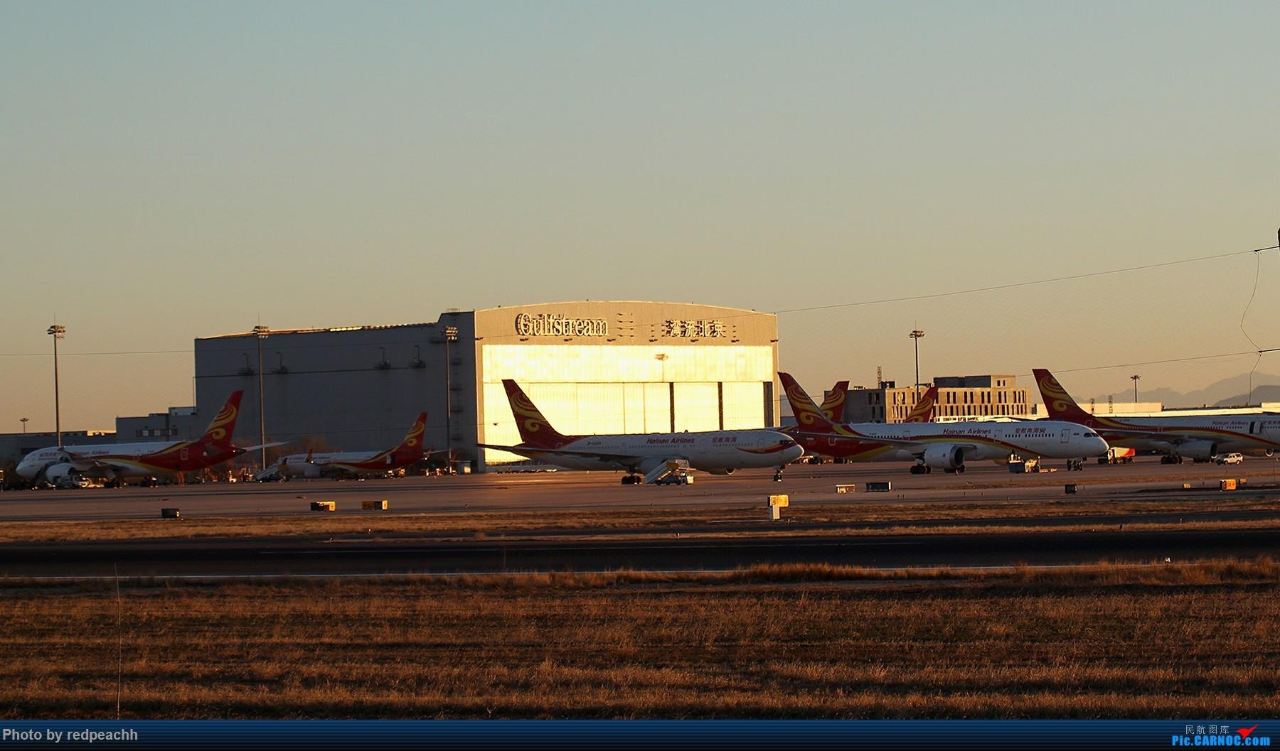 Re:[原创]河北人为拍机而首都机场2日游虽常规但值得纪念(36L) BOEING 787-8  36L 中国北京首都国际机场
