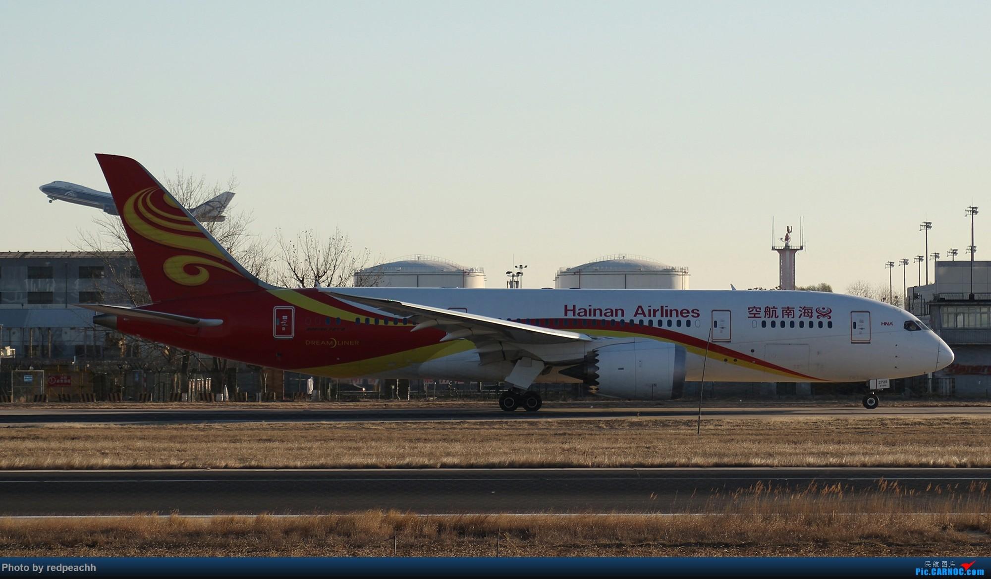 Re:[原创]河北人为拍机而首都机场2日游虽常规但值得纪念(36L) BOEING 787-8  中国北京首都国际机场