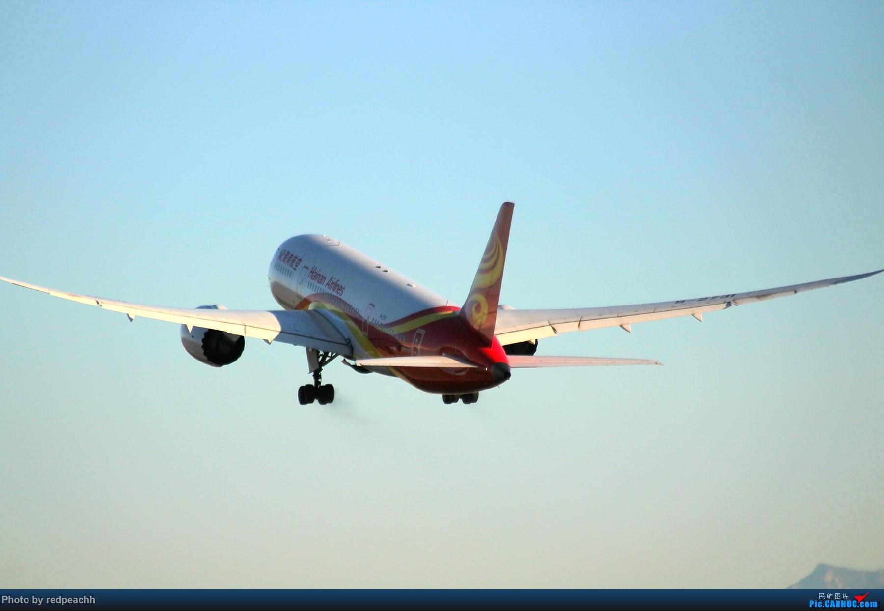 Re:[原创]河北人为拍机而首都机场2日游虽常规但值得纪念(36L) BOEING 787-8 B-2731 中国北京首都国际机场