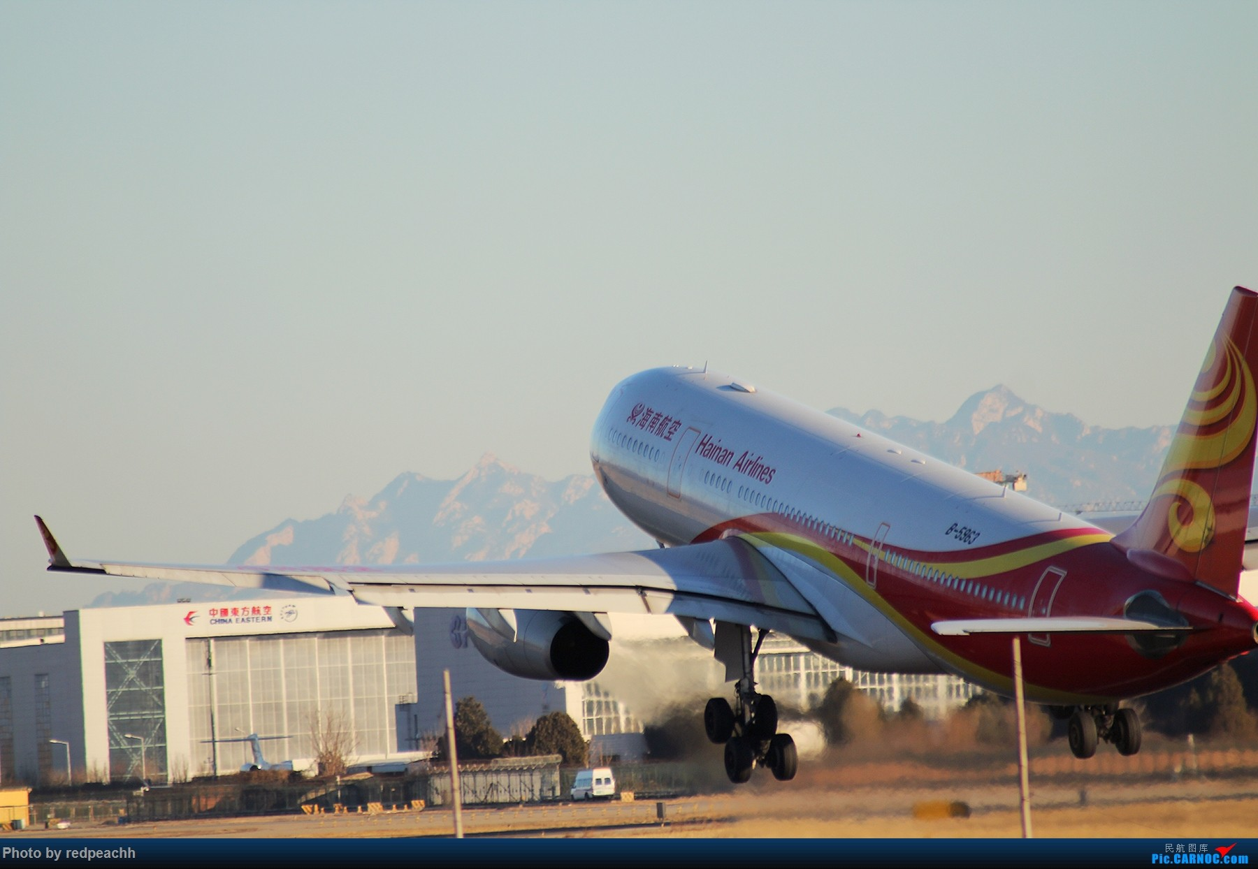 Re:[原创]河北人为拍机而首都机场2日游虽常规但值得纪念(36L) AIRBUS A330-200 B-5963 中国北京首都国际机场