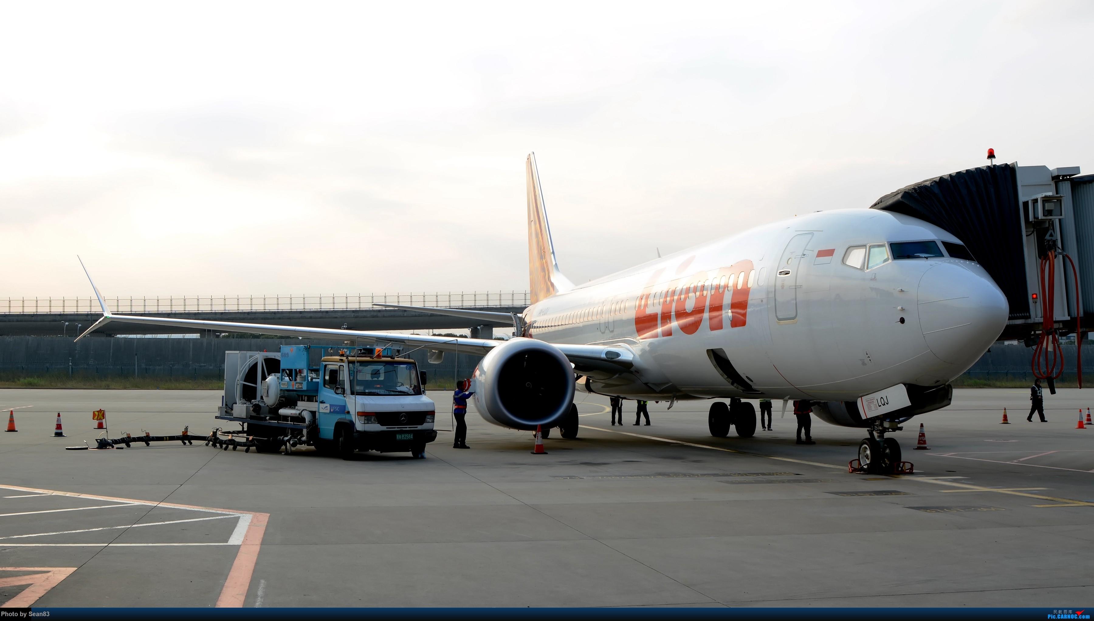 [原创](PVG 3600*)MAX 时代 BOEING 737MAX-8  上海浦东国际机场