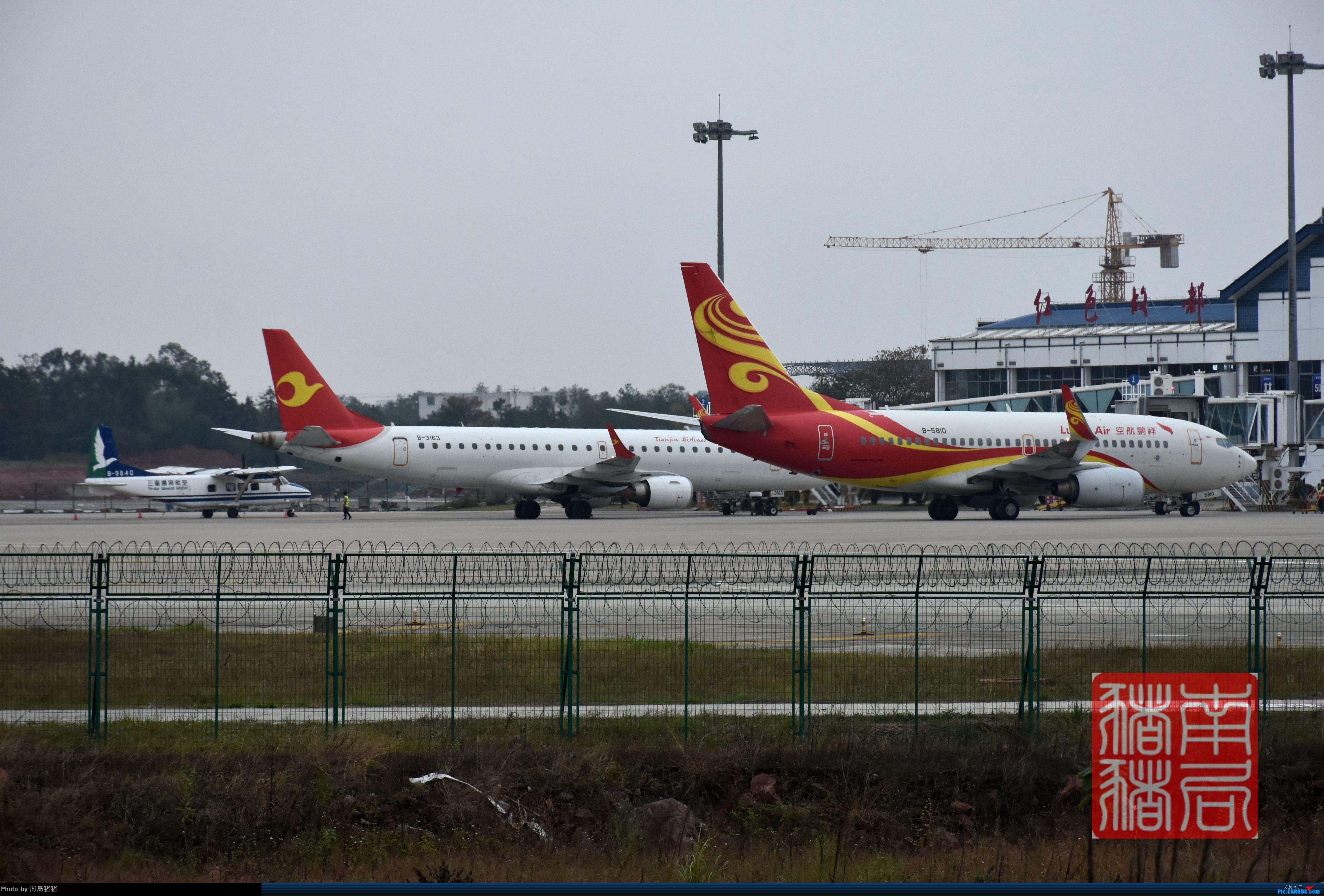 Re:[原创]KOW赣州黄金机场(通航运12,北部湾变形金刚)    中国赣州黄金机场