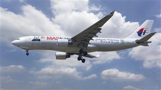 """马航熊猫机 9M-MUD Airbus A330-223F """"凤仪""""和""""福娃"""""""