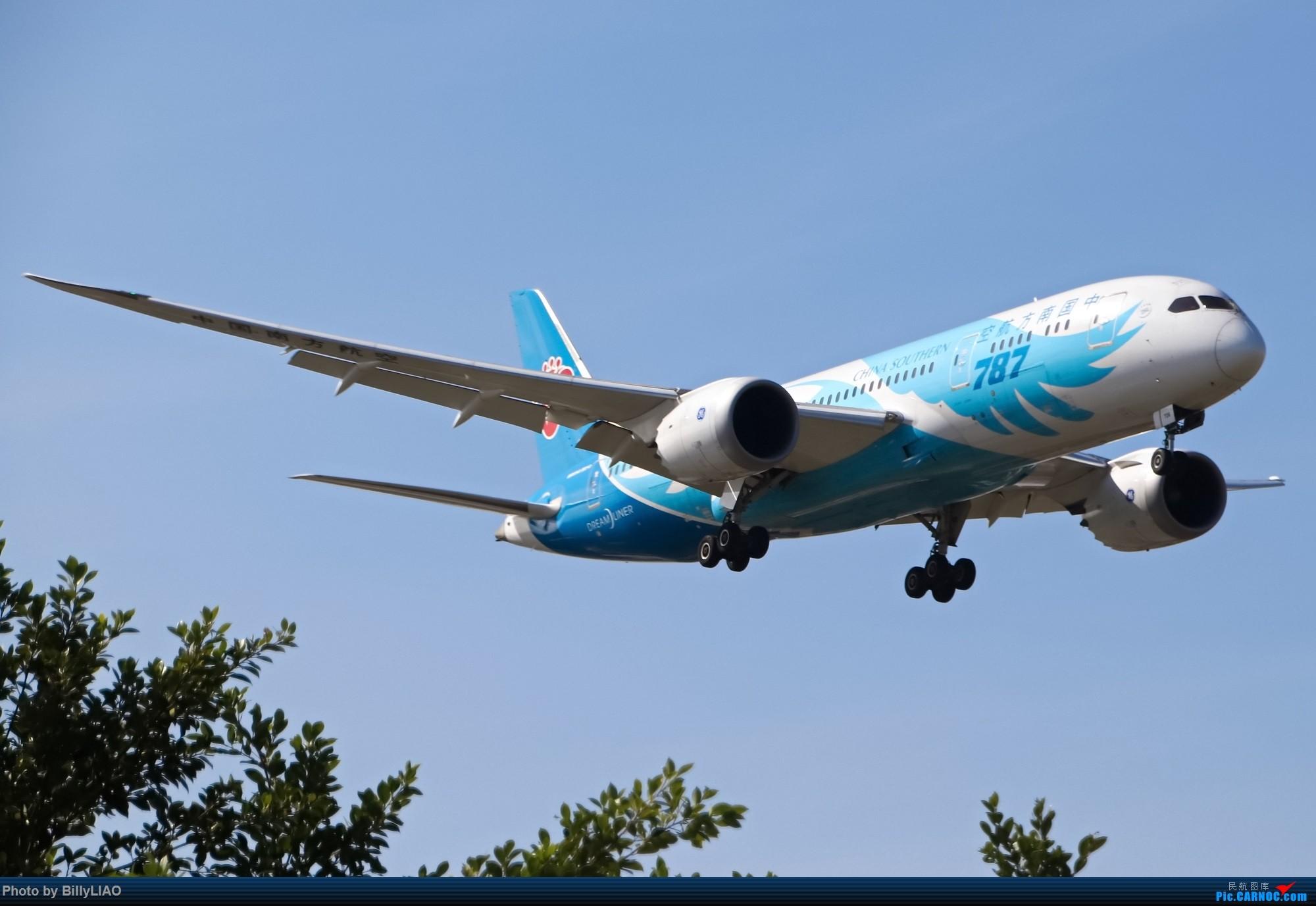 Re:[原创]难得的好天,去趟CAN BOEING 787-8 B-2726 中国广州白云国际机场
