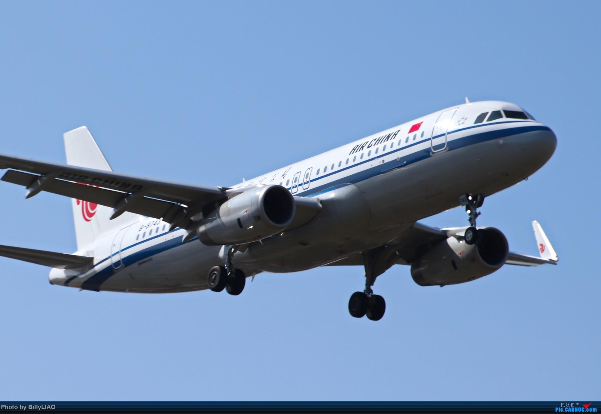 Re:[原创]难得的好天,去趟CAN AIRBUS A320-200 B-8743 中国广州白云国际机场